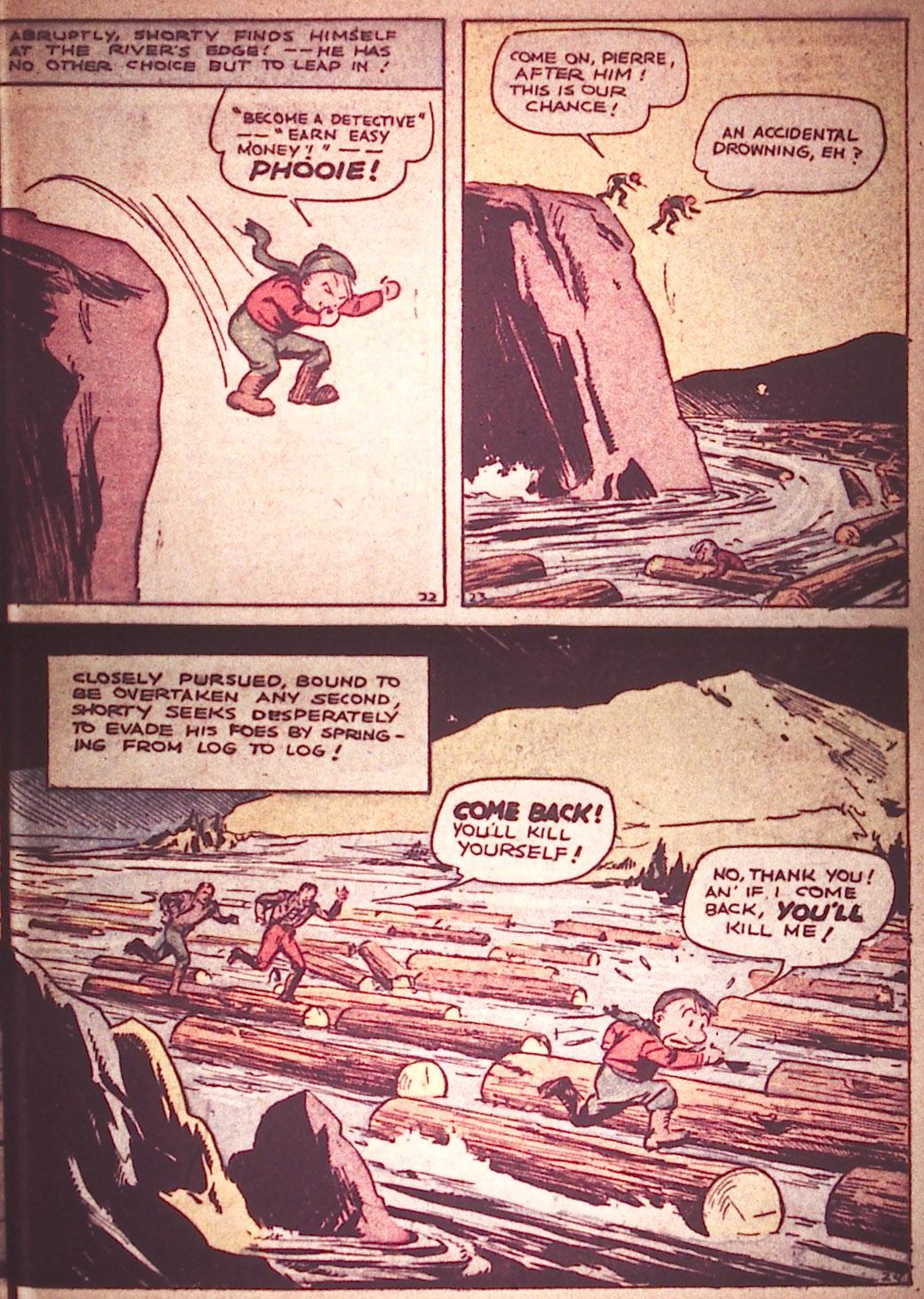 Read online Detective Comics (1937) comic -  Issue #12 - 61