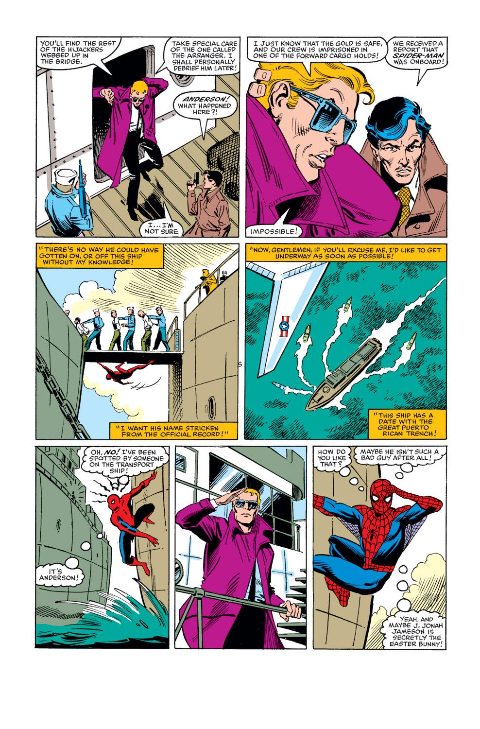 The Amazing Spider-Man (1963) 268 Page 22