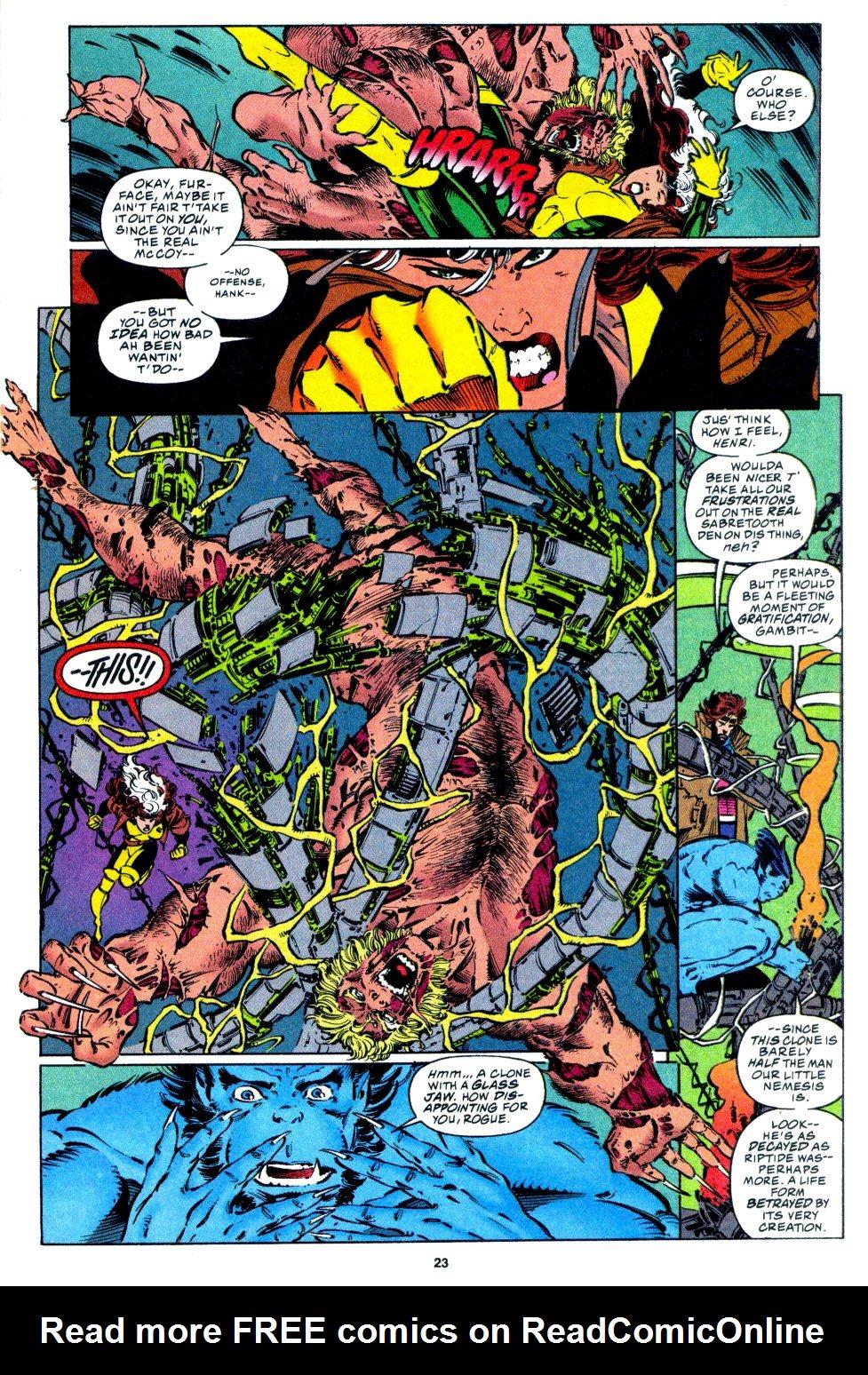 X-Men (1991) 34 Page 17