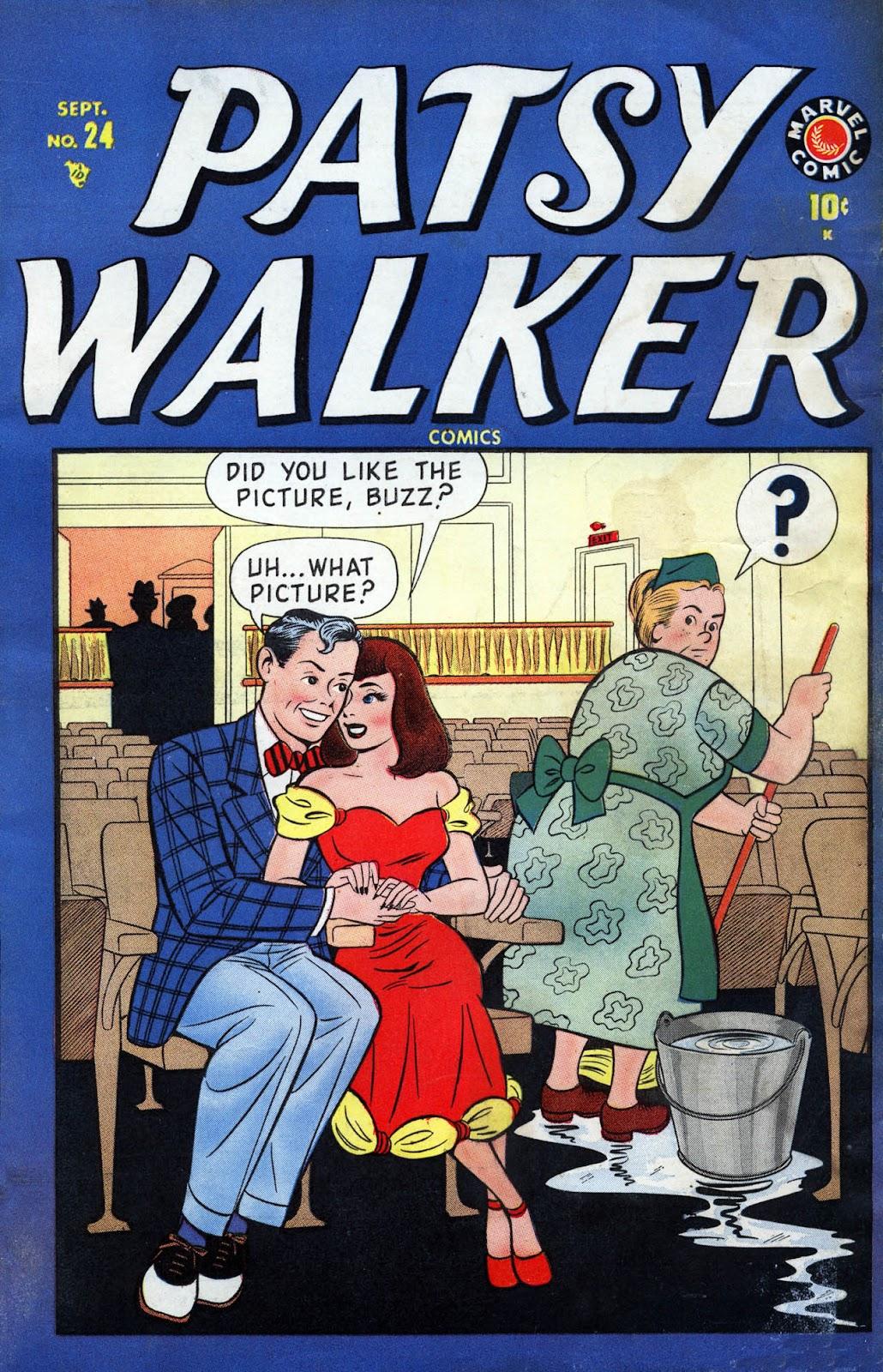 Patsy Walker 24 Page 1
