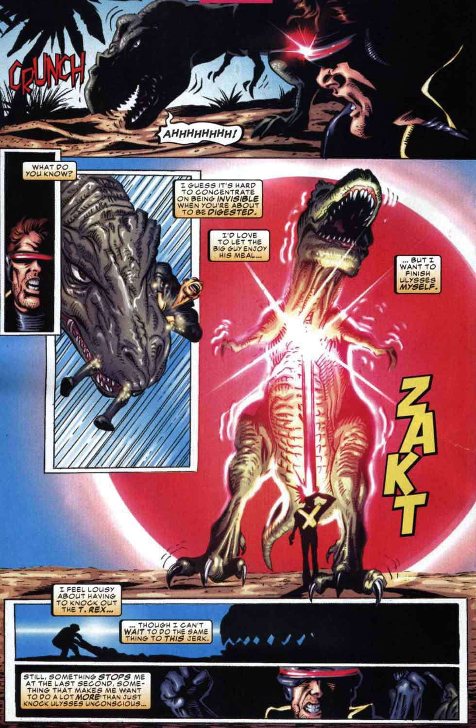 Read online Cyclops (2001) comic -  Issue #2 - 16