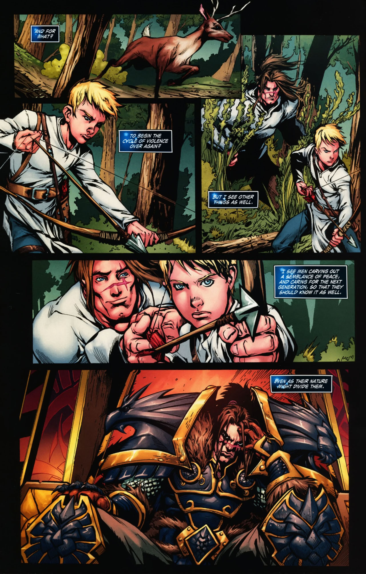 Read online World of Warcraft Special comic -  Issue # Full - 7