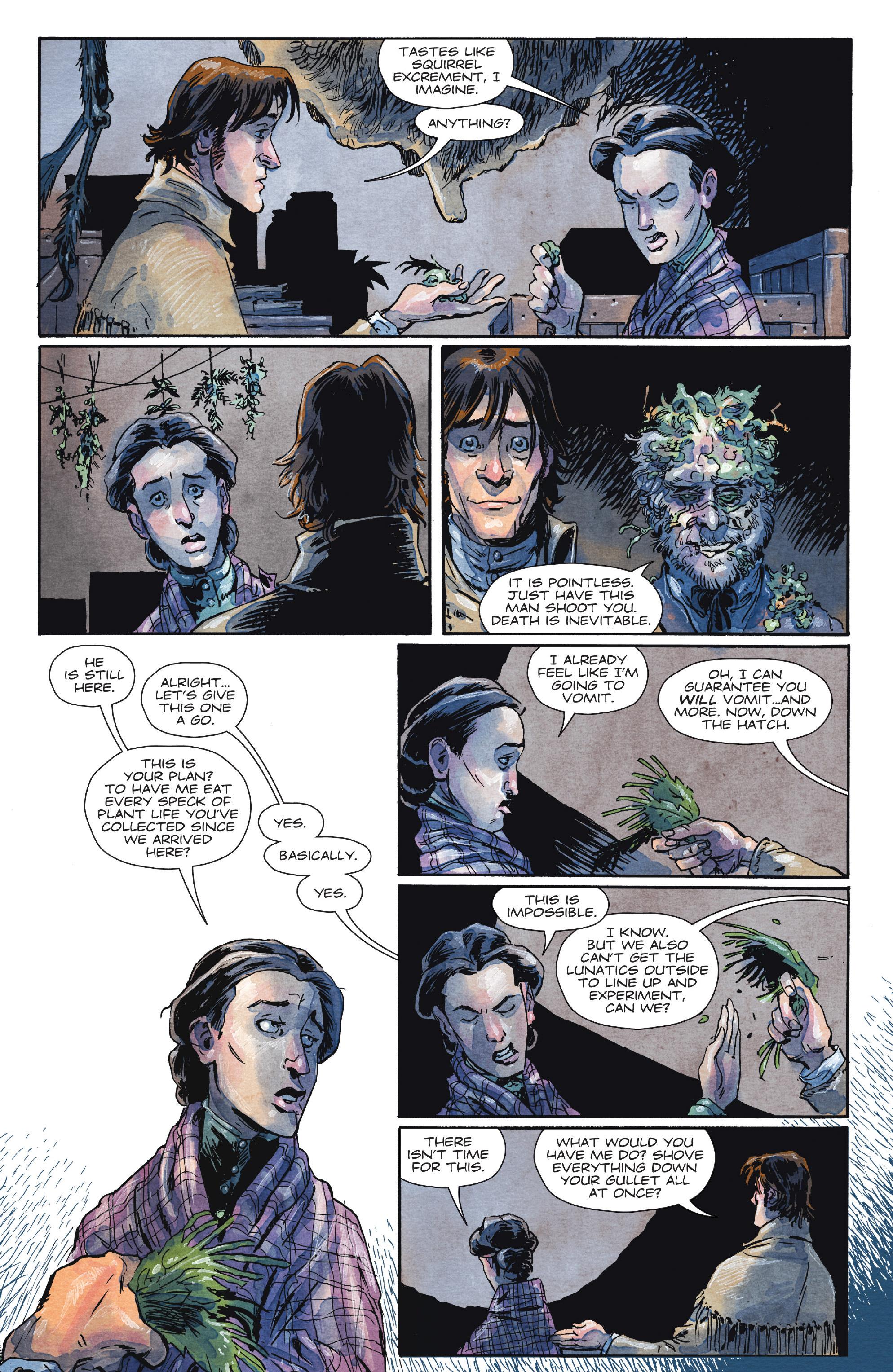 Read online Manifest Destiny comic -  Issue #28 - 14