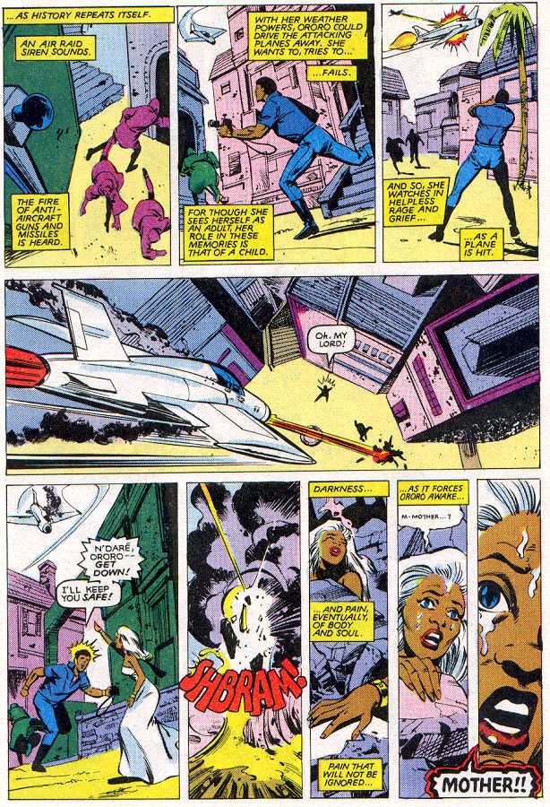Read online Uncanny X-Men (1963) comic -  Issue # _Annual 6 - 24