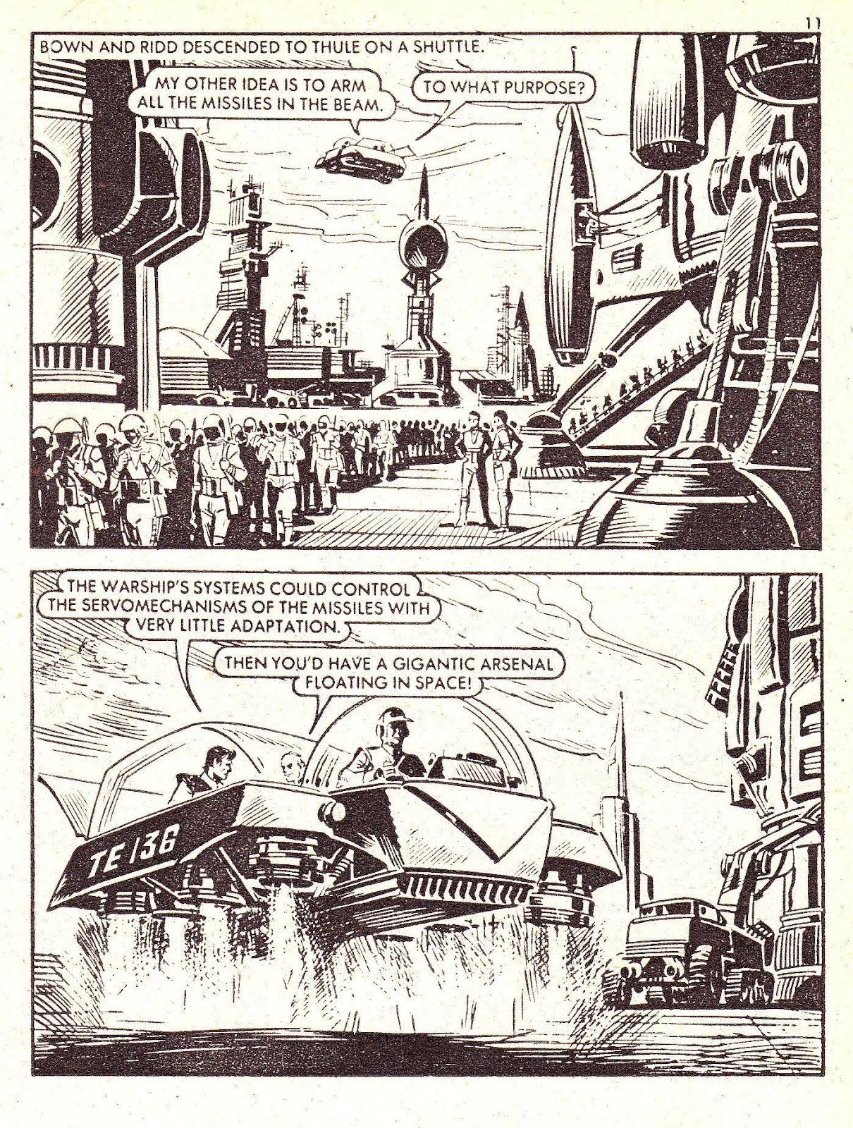 Starblazer issue 72 - Page 11