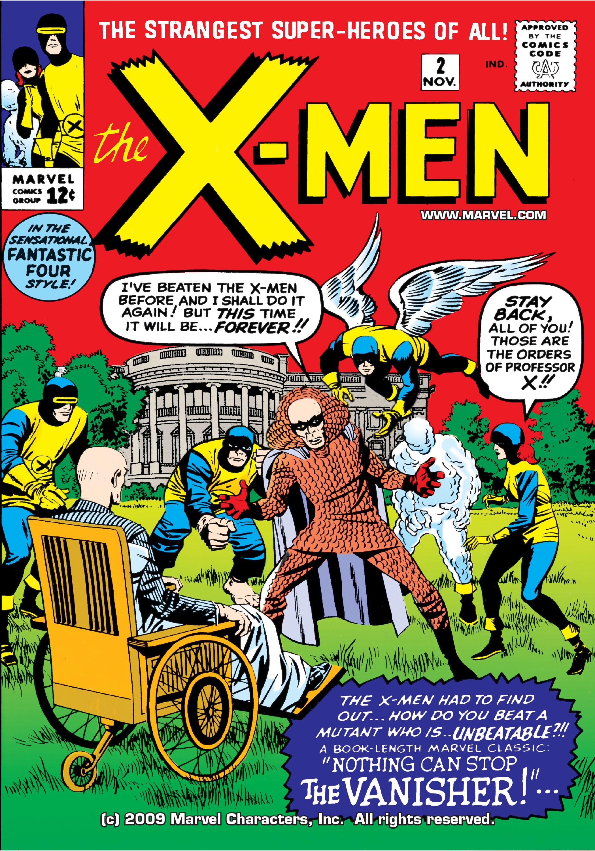 Uncanny X-Men (1963) 2 Page 1
