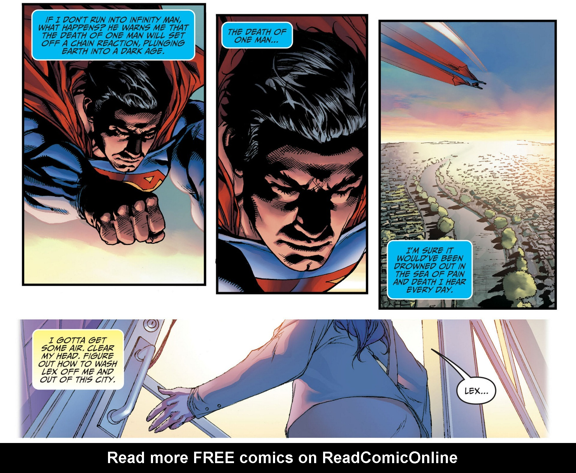 Read online Adventures of Superman [I] comic -  Issue #9 - 12