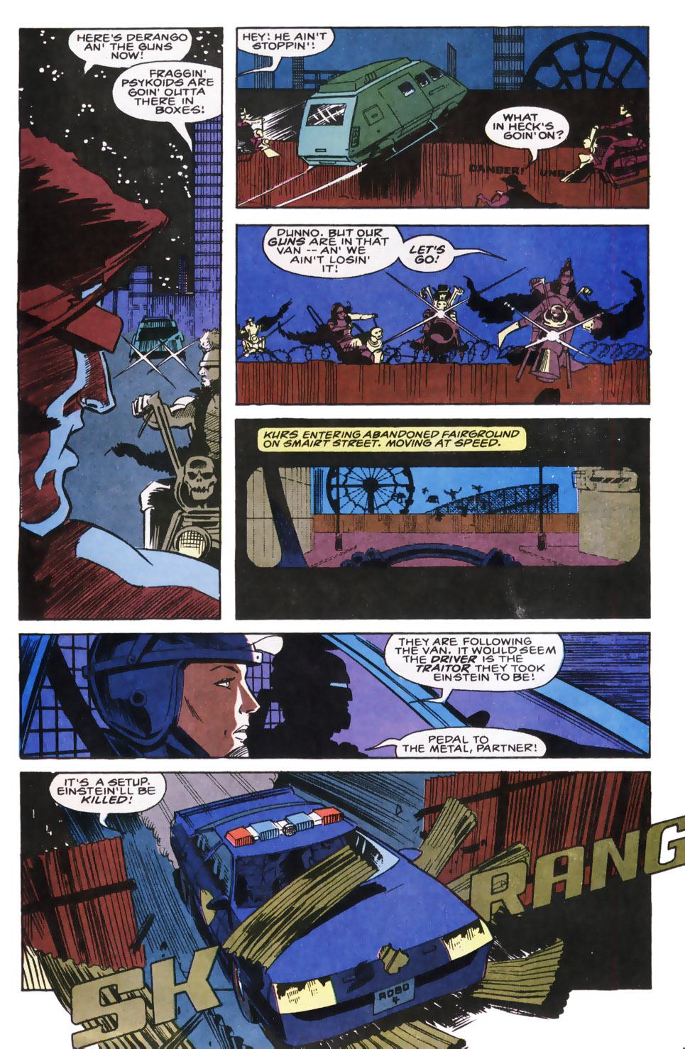 Read online Robocop (1990) comic -  Issue #8 - 16