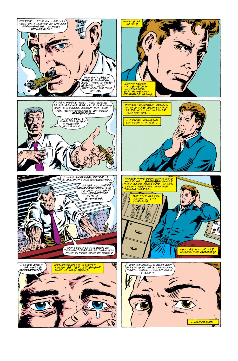The Amazing Spider-Man (1963) 368 Page 17
