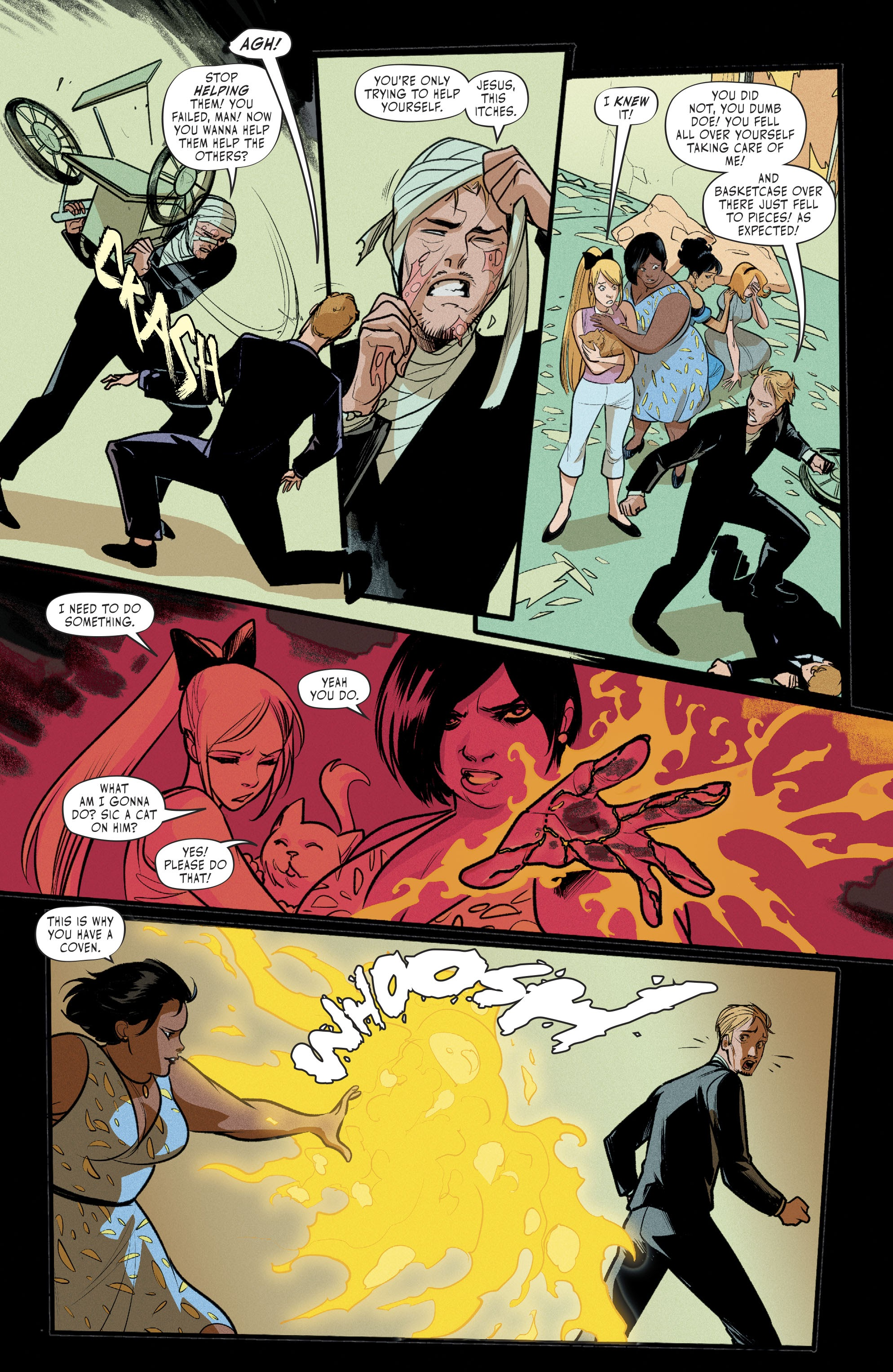 Hex Wives #6 #6 - English 13