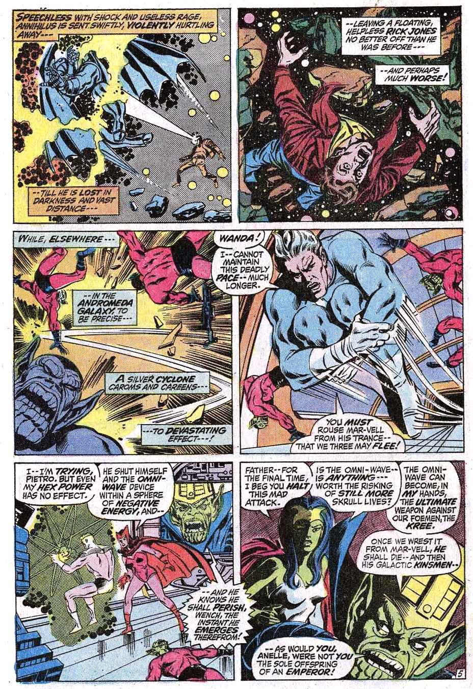 The Avengers (1963) 97 Page 6