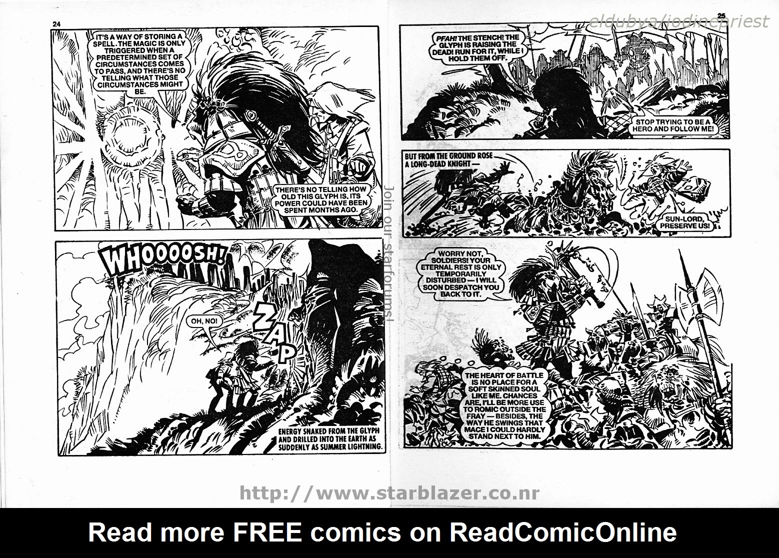 Starblazer issue 257 - Page 14