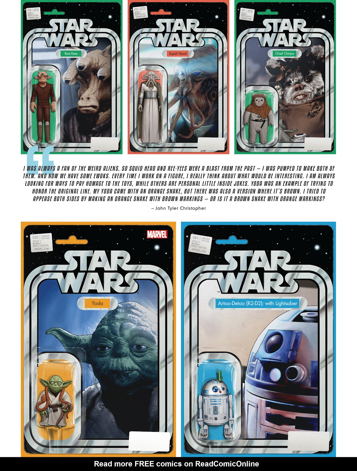 Read online The Marvel Art of Star Wars comic -  Issue # TPB (Part 2) - 86