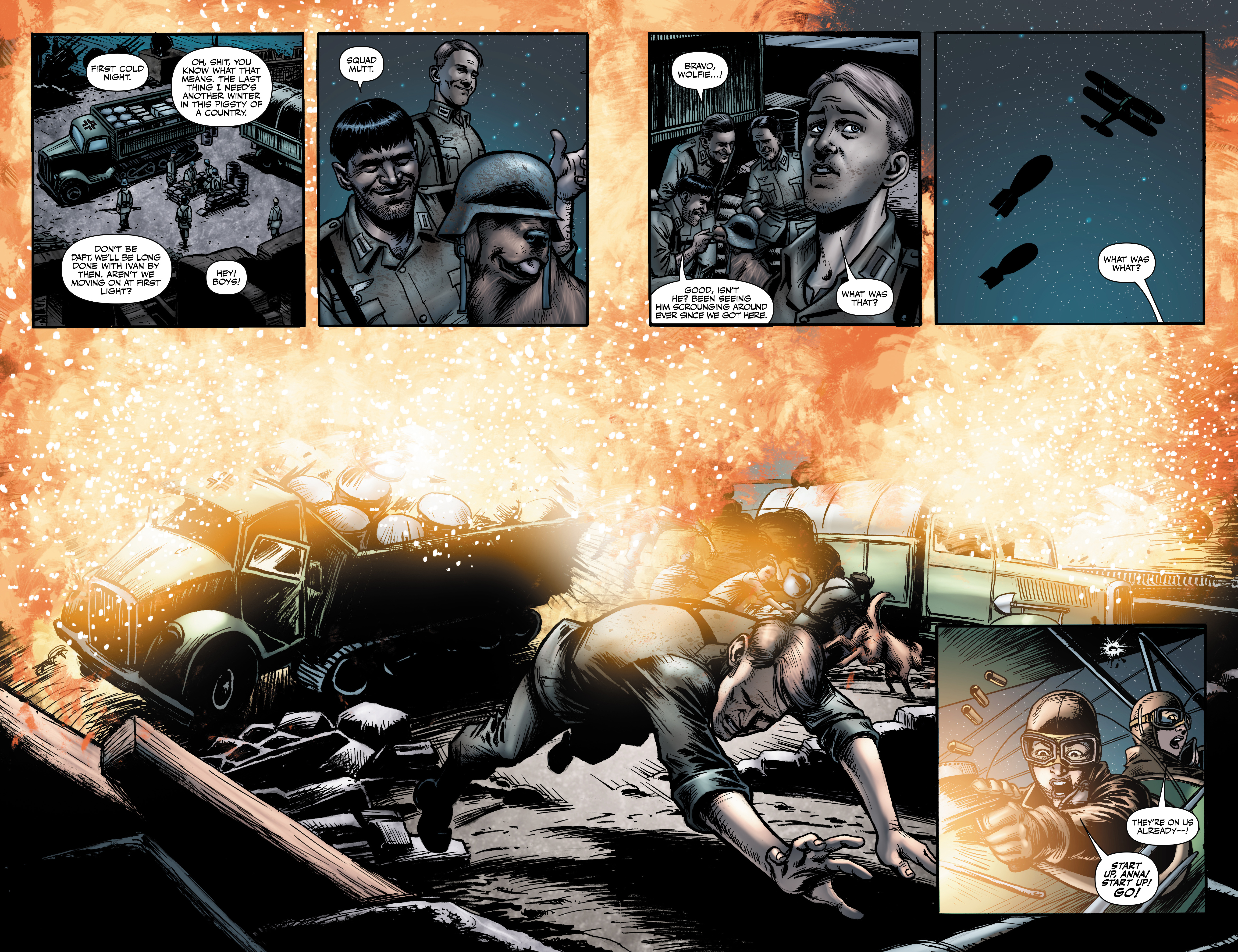 Read online Battlefields: Night Witches comic -  Issue # TPB - 29