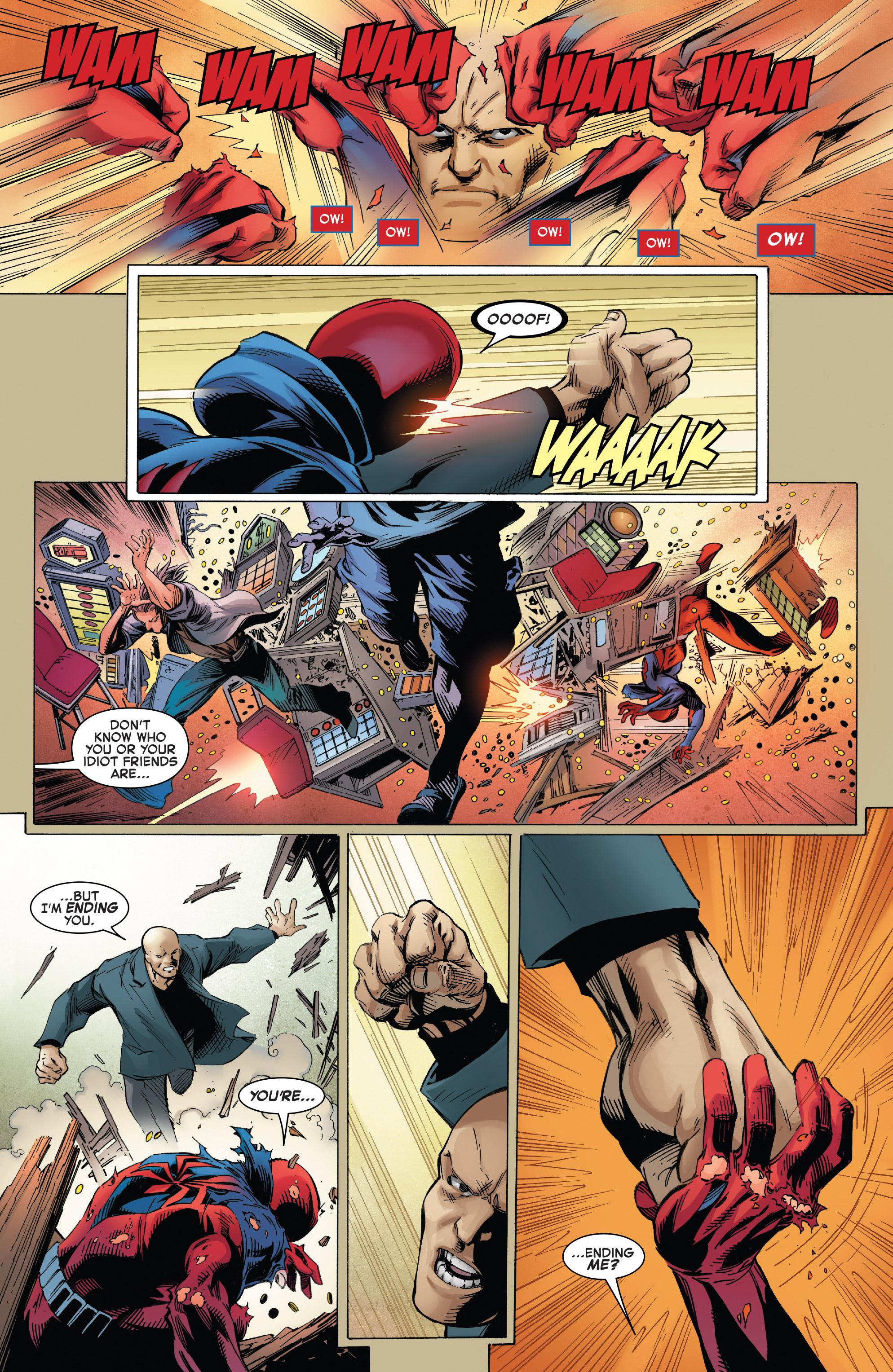 Read online Ben Reilly: Scarlet Spider comic -  Issue #3 - 19