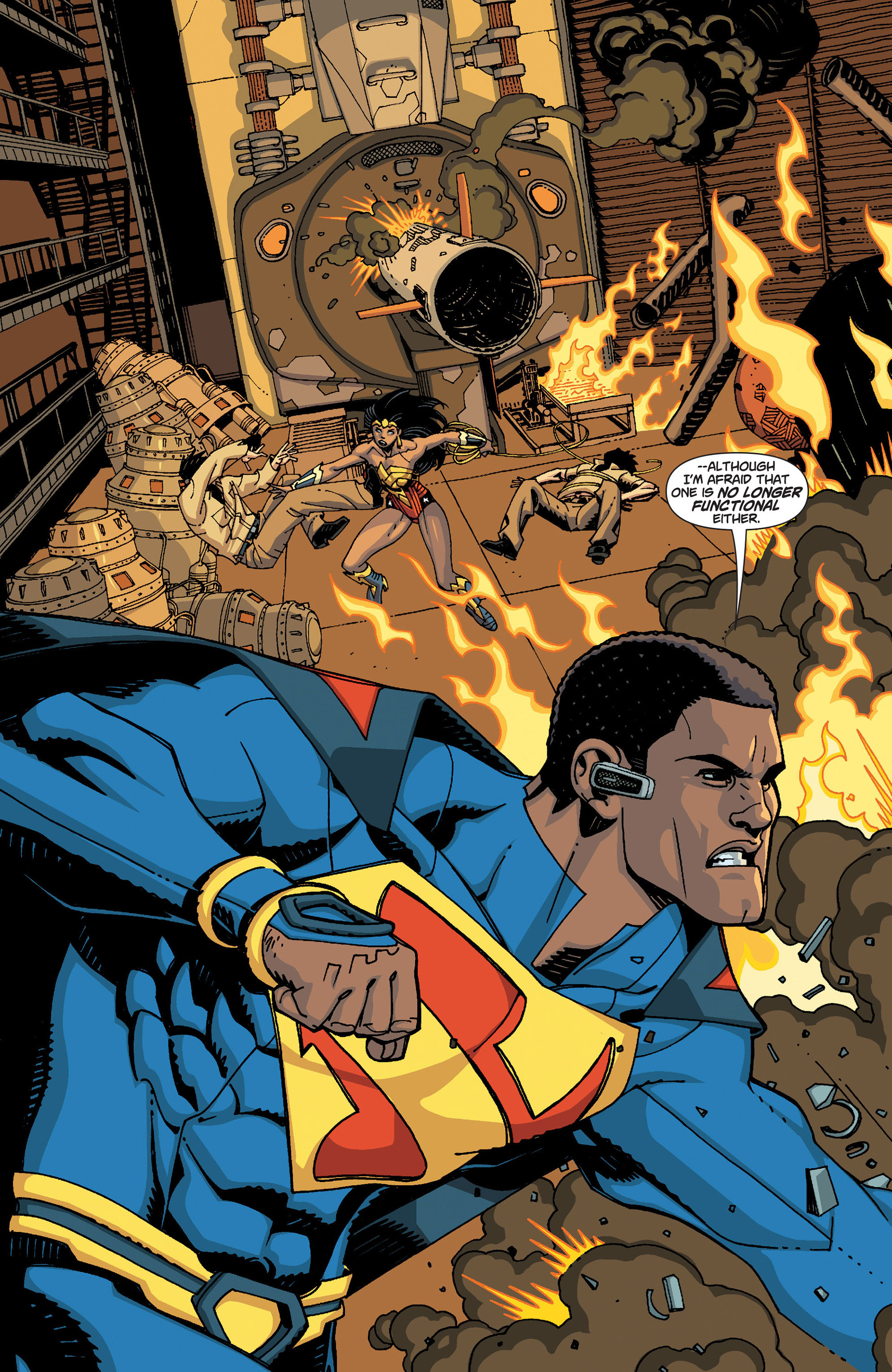 Read online Action Comics (2011) comic -  Issue #9 - 28