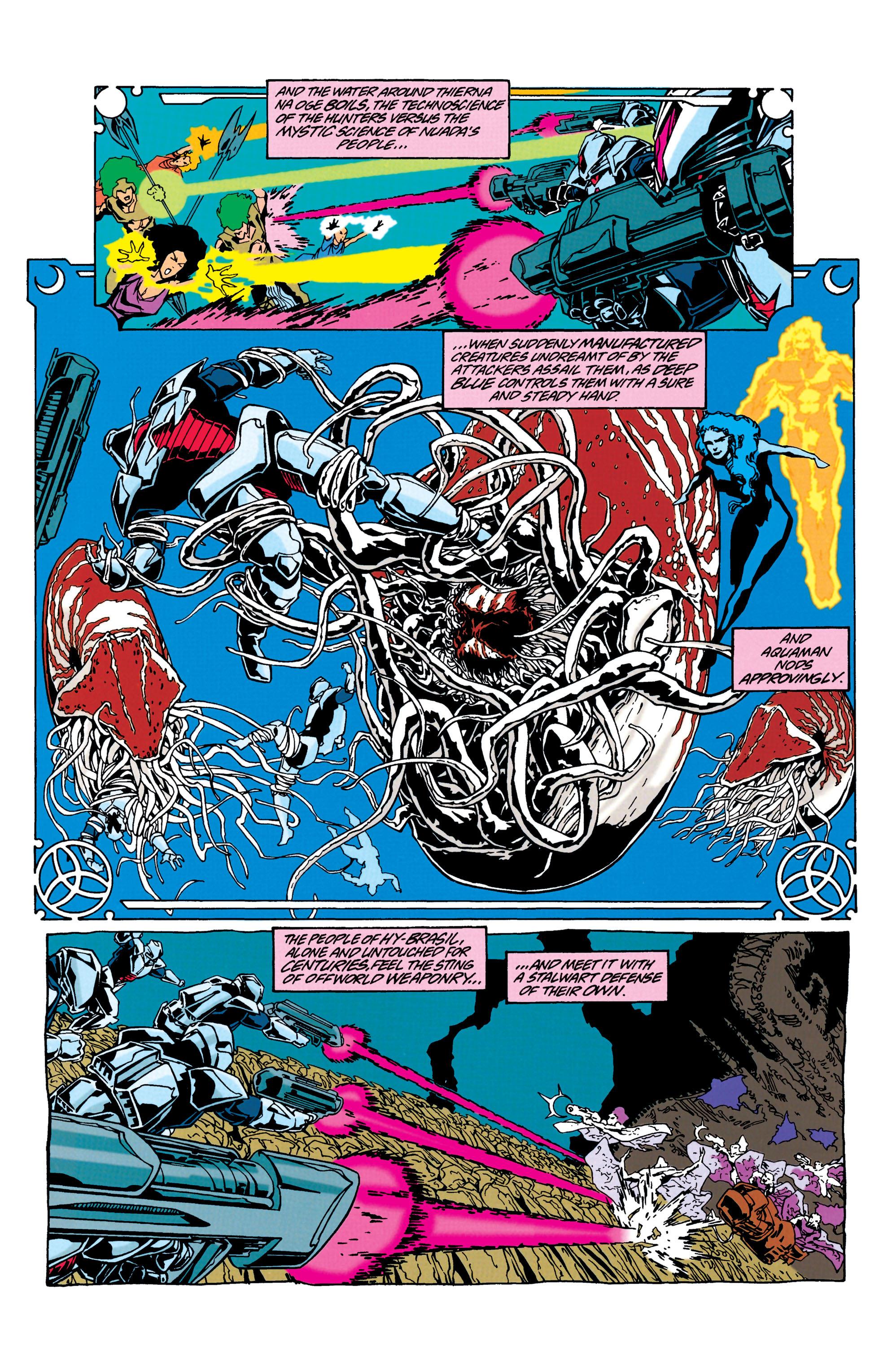 Read online Aquaman (1994) comic -  Issue #24 - 17