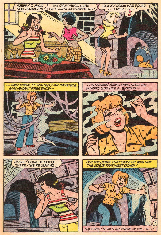 Read online She's Josie comic -  Issue #72 - 5