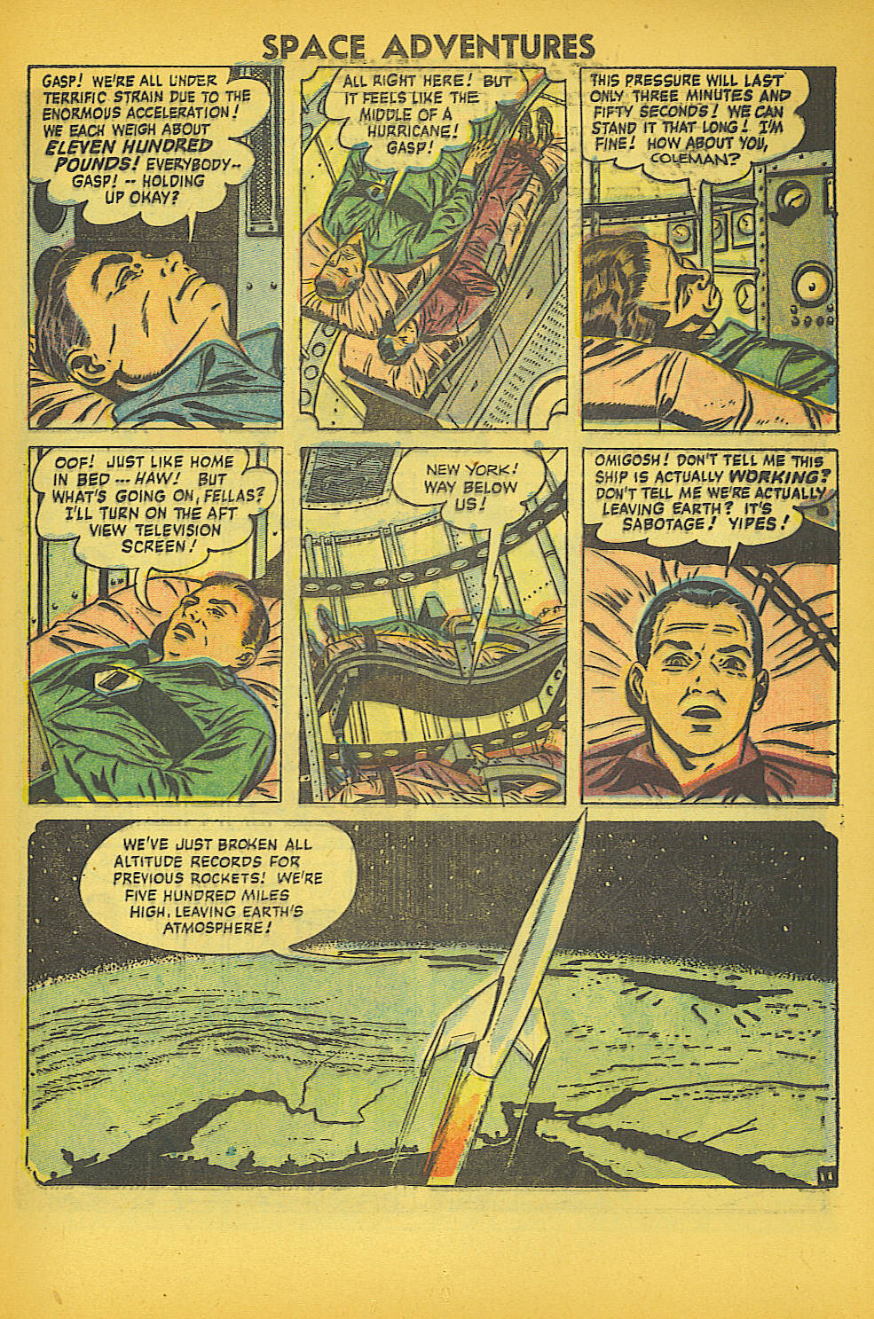 Space Adventures (1952) issue 20 - Page 13