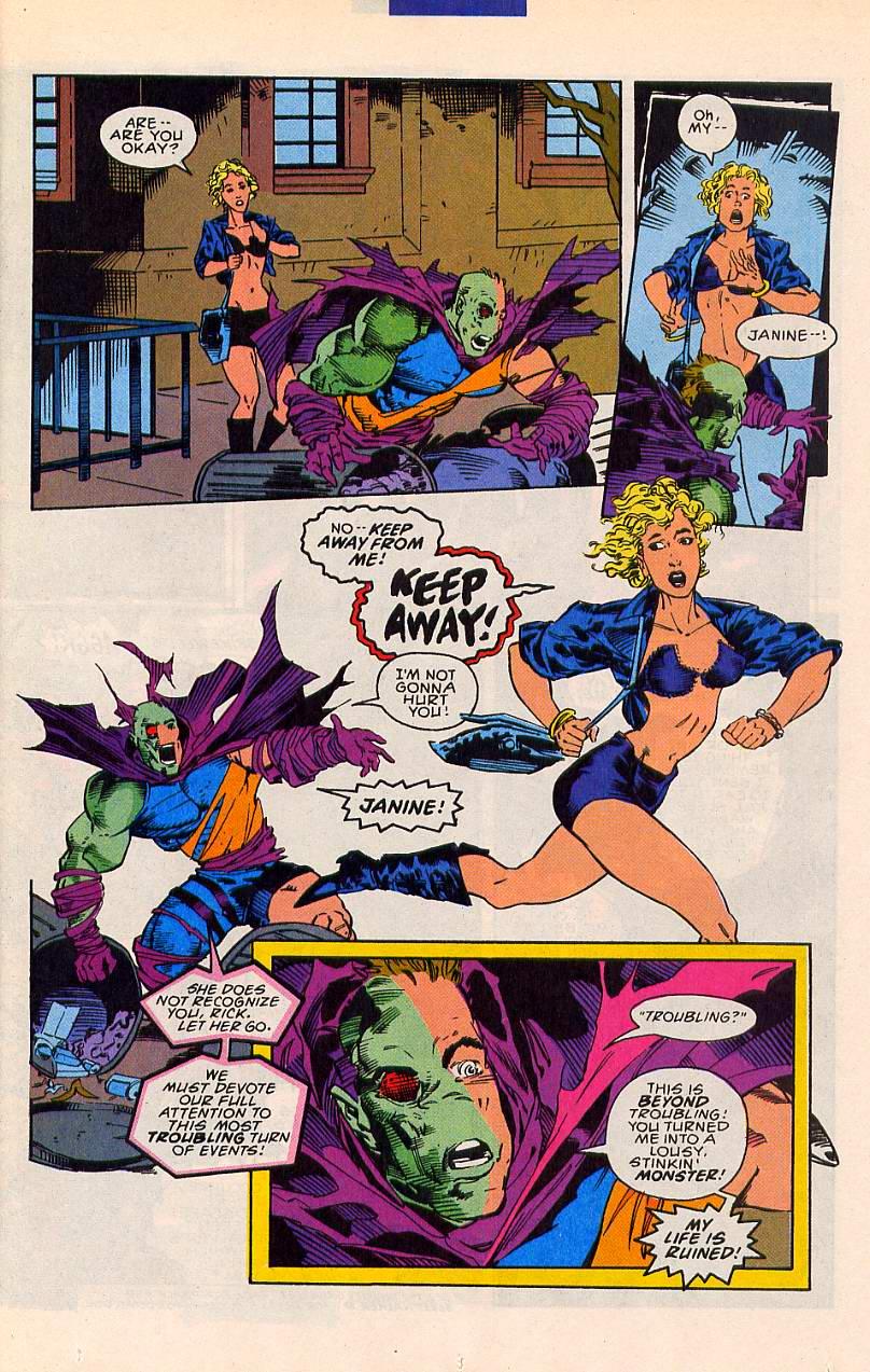 Read online Sleepwalker comic -  Issue #20 - 8
