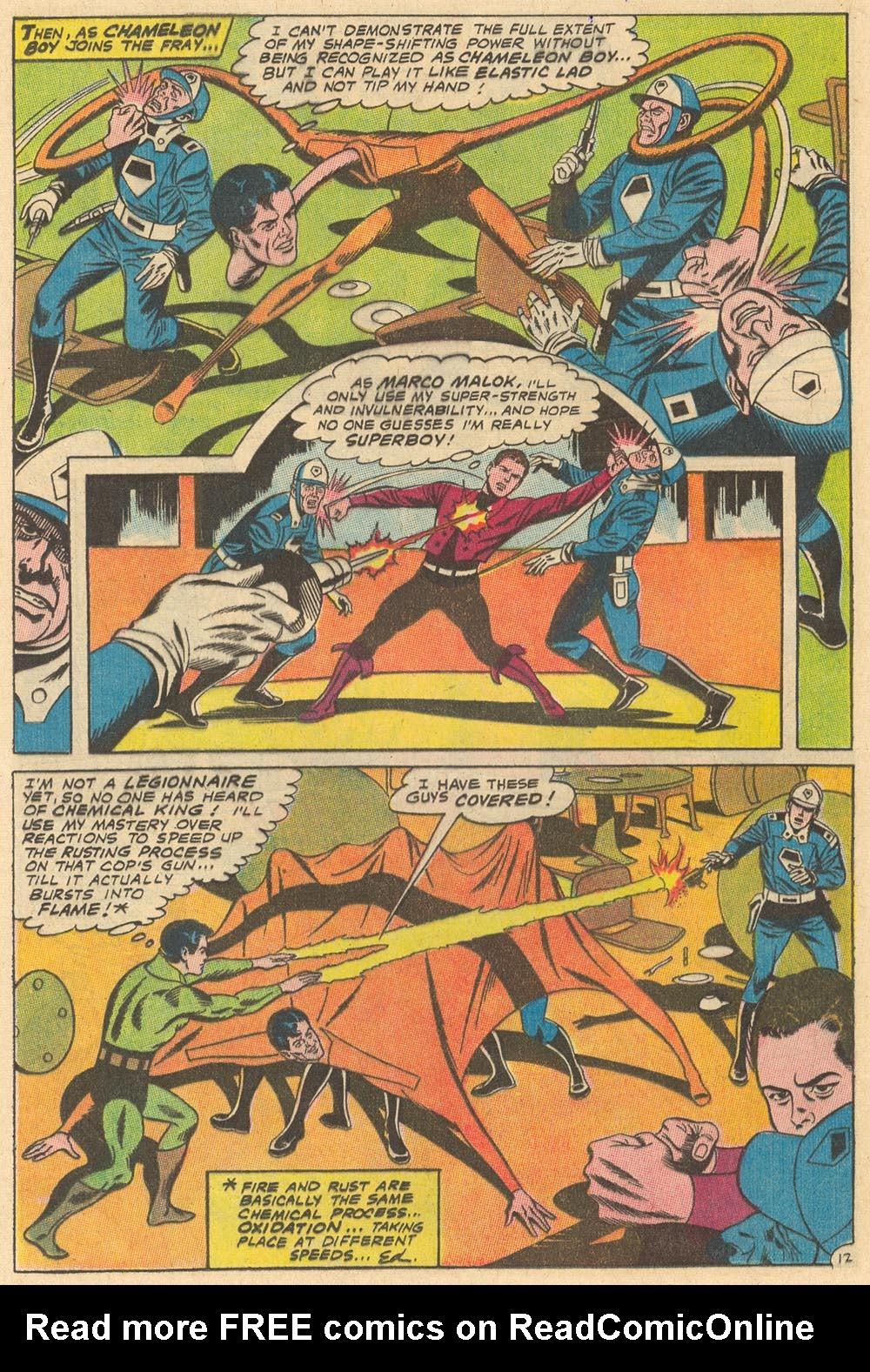 Read online Adventure Comics (1938) comic -  Issue #372 - 15