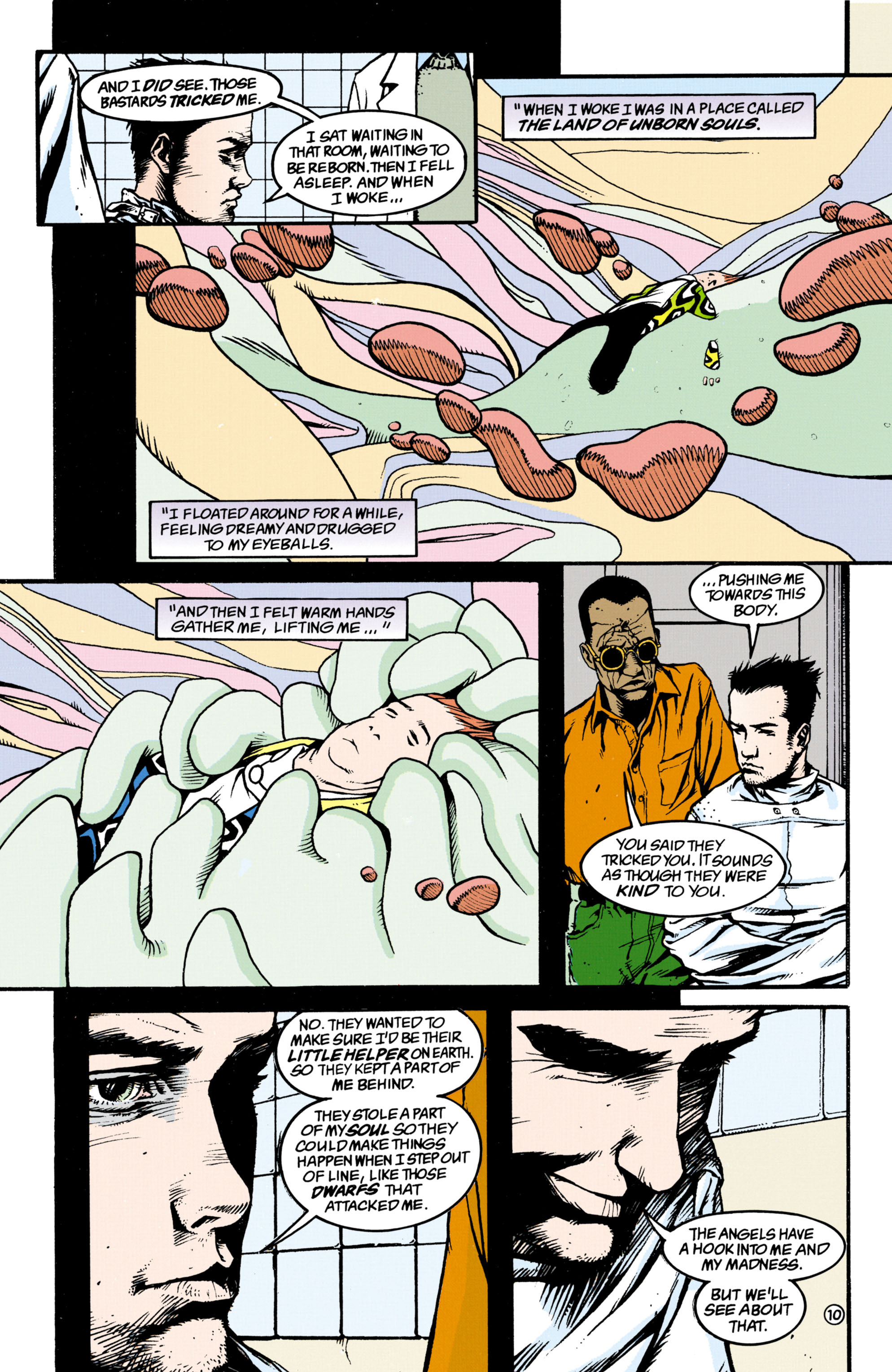 Read online Shade, the Changing Man comic -  Issue #34 - 10