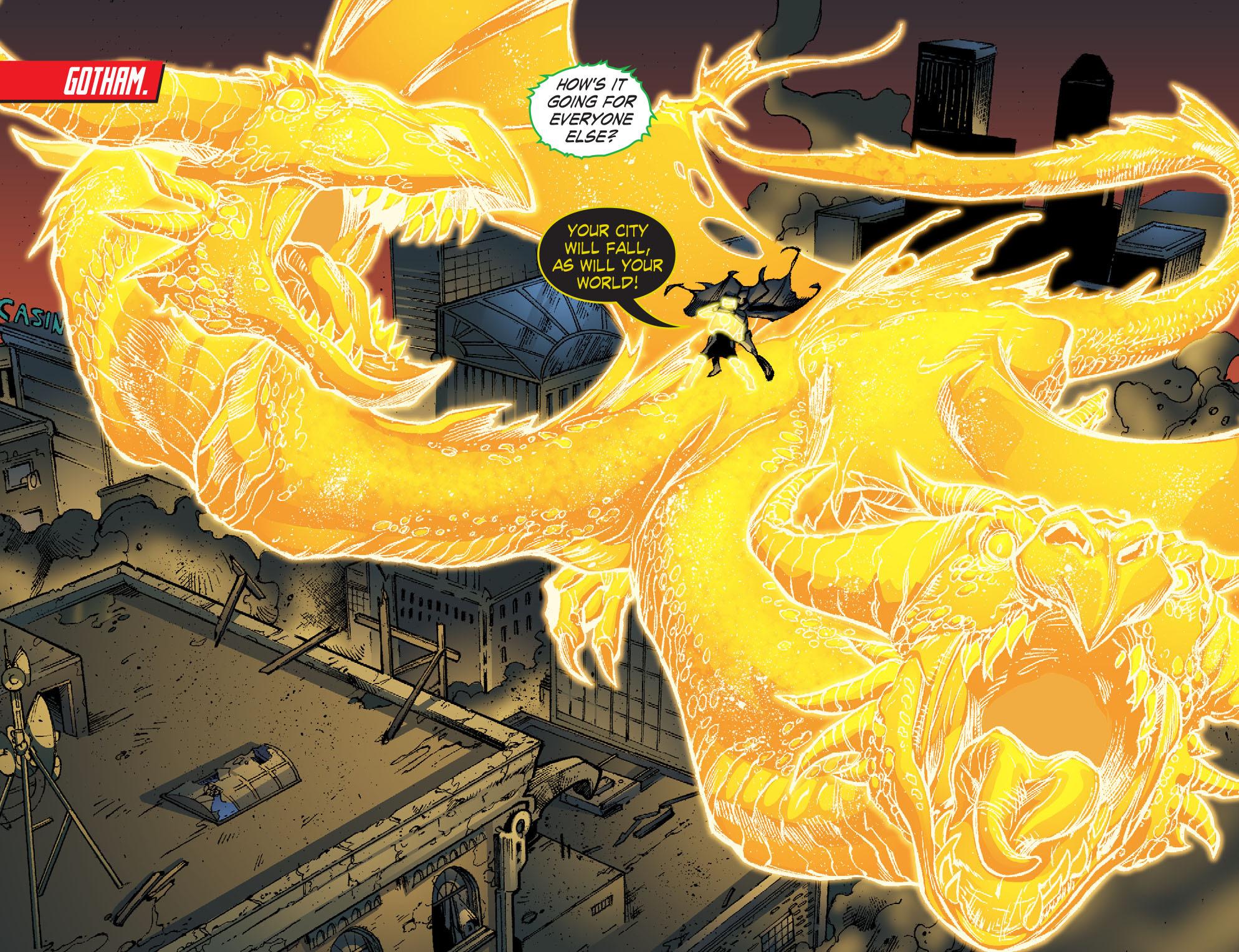 Read online Smallville: Lantern [I] comic -  Issue #11 - 11