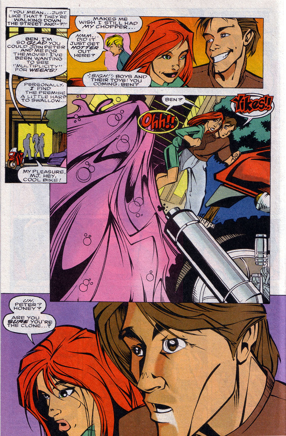 Read online 101 Ways to End the Clone Saga comic -  Issue #101 Ways to End the Clone Saga Full - 26