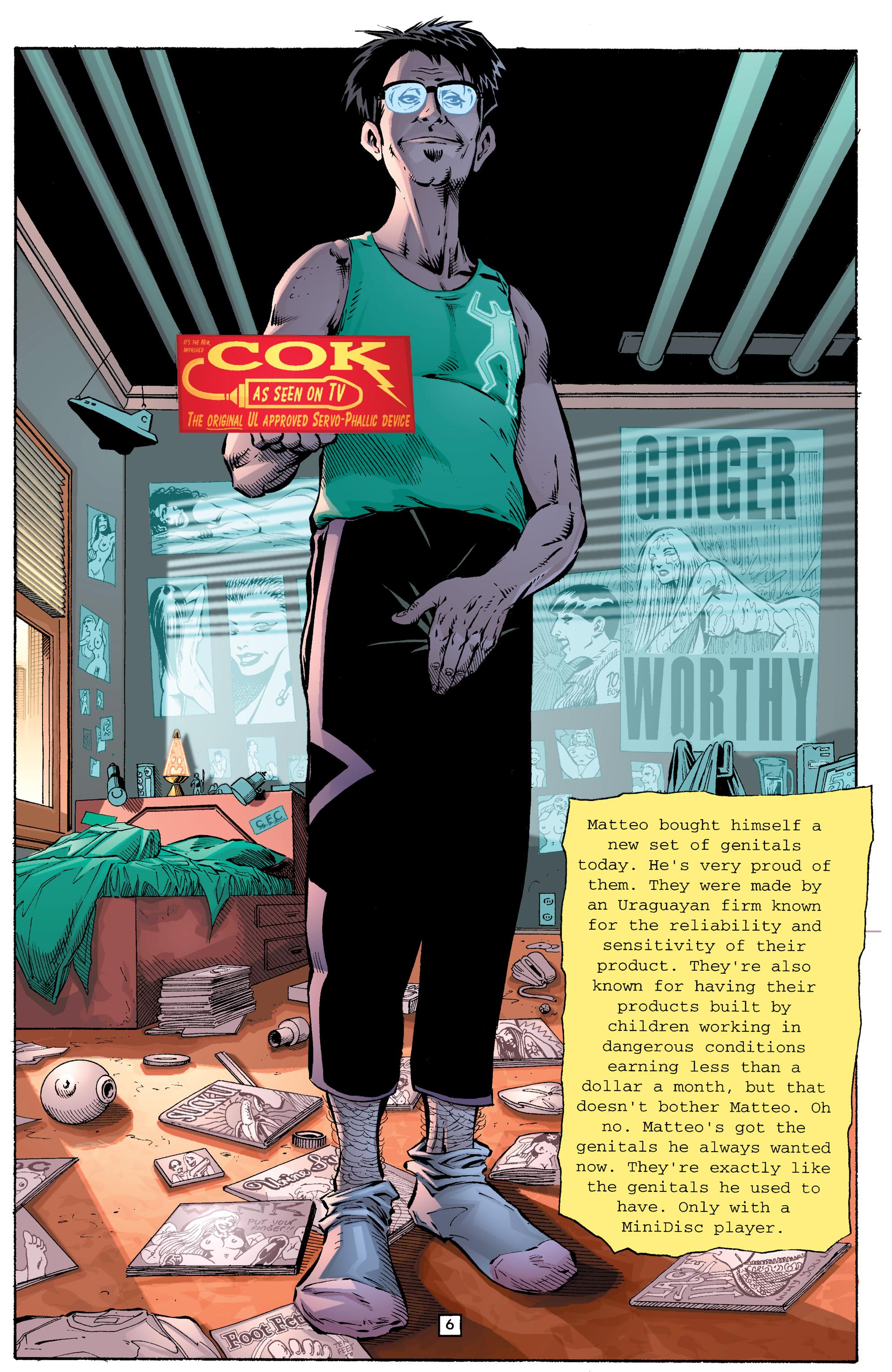 Read online Transmetropolitan comic -  Issue #26 - 7