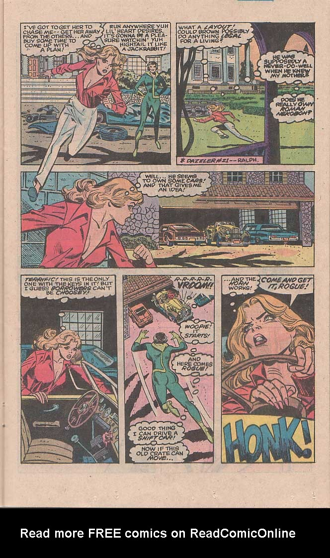 Dazzler (1981) 28 Page 10