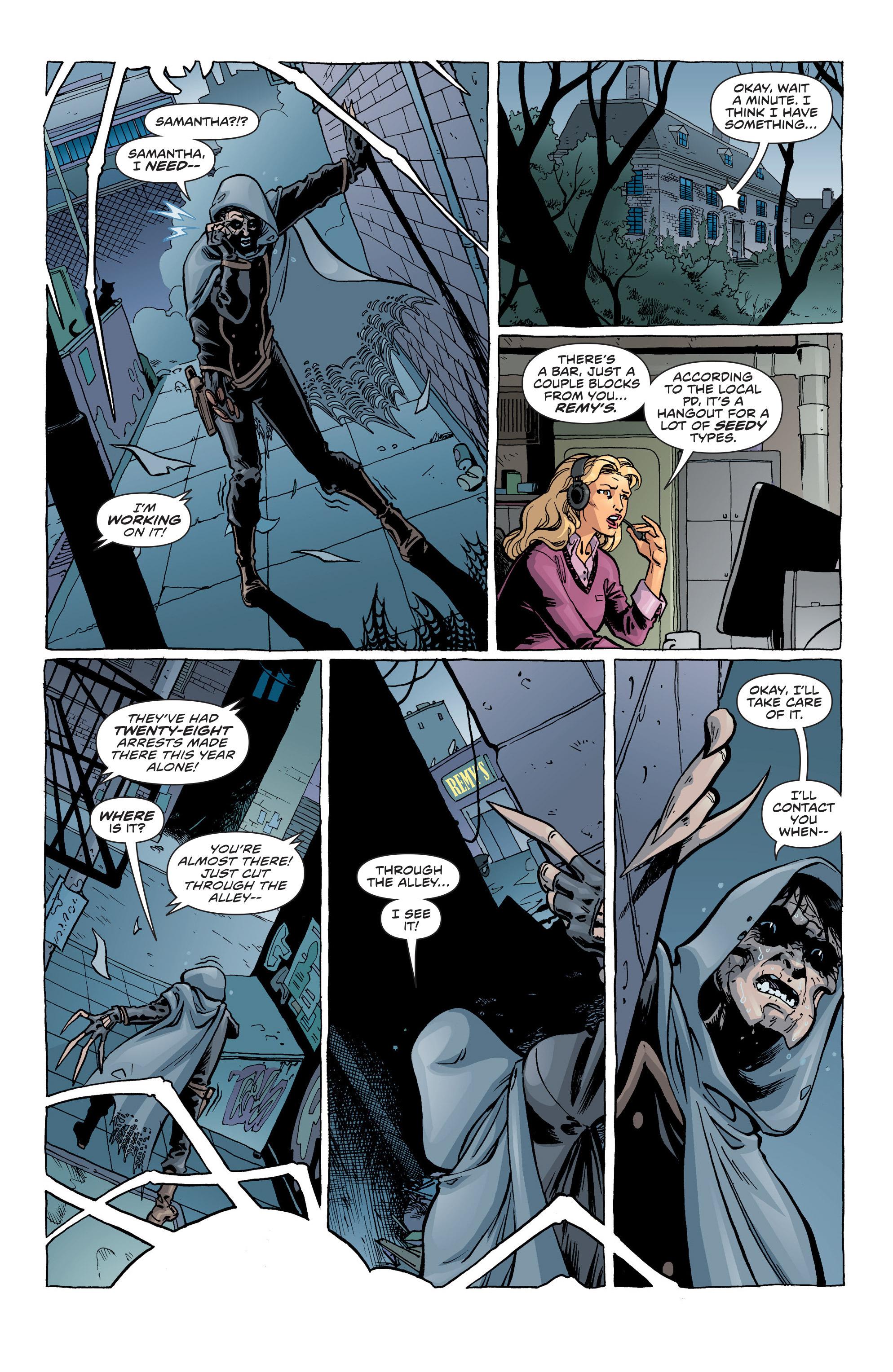 Read online Secret Identities comic -  Issue # _TPB - 137
