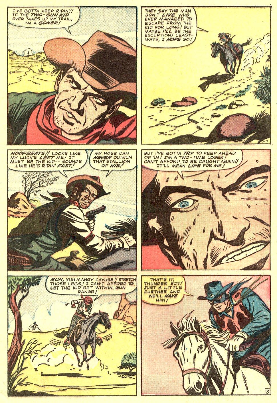 Read online Two-Gun Kid comic -  Issue #70 - 5