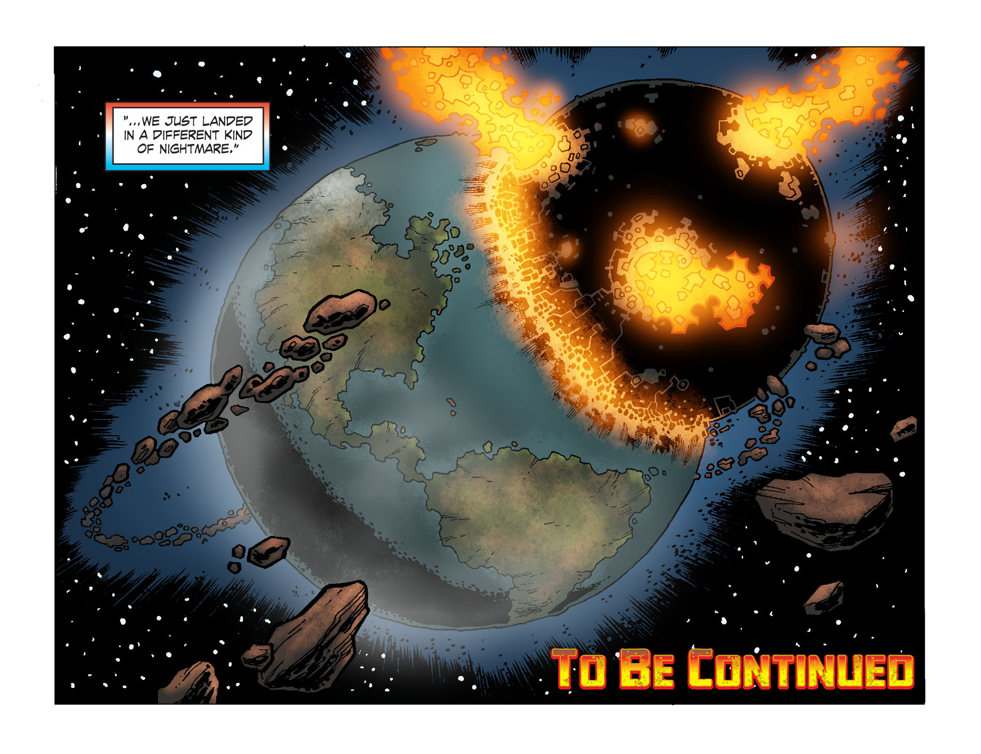 Read online Smallville: Chaos [II] comic -  Issue #6 - 22