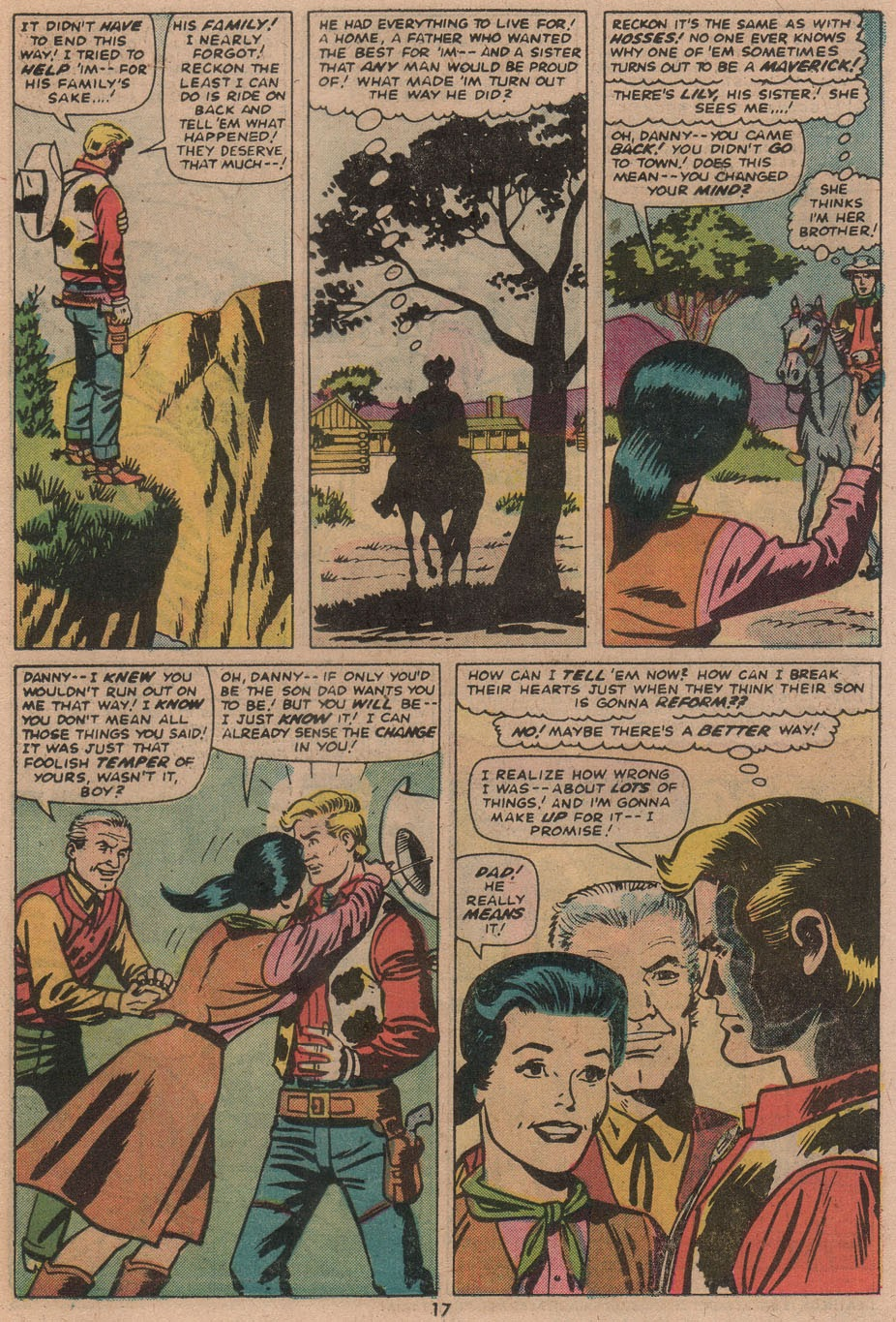 Kid Colt Outlaw issue 187 - Page 18