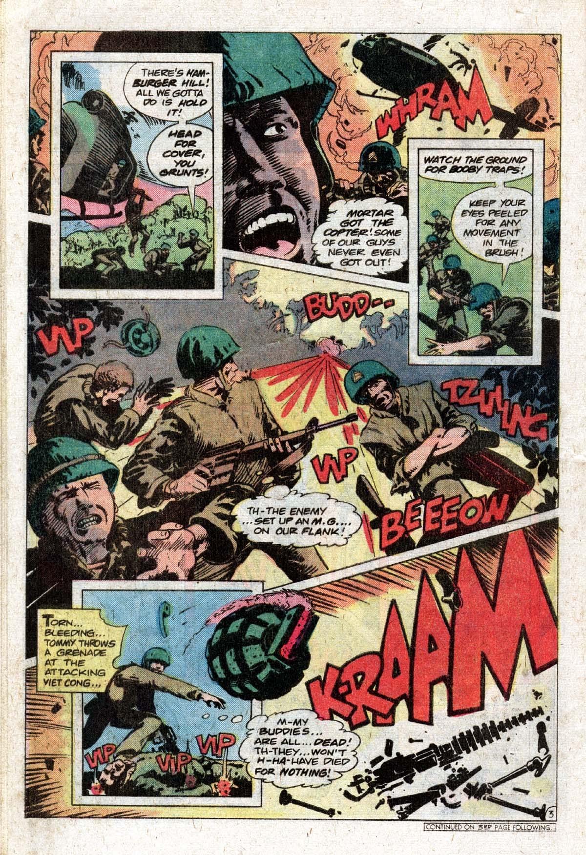Read online Sgt. Rock comic -  Issue #320 - 22
