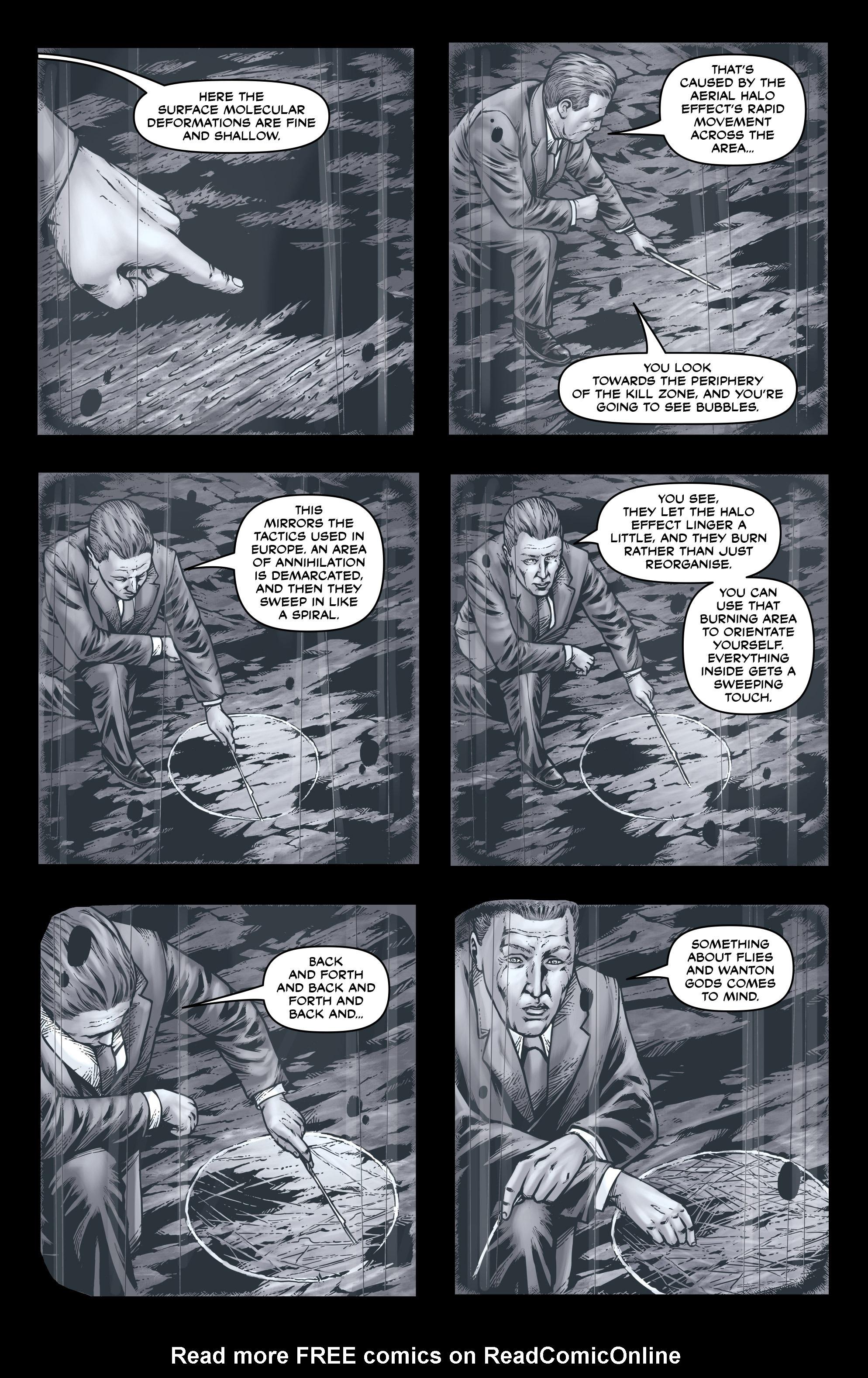 Read online Uber: Invasion comic -  Issue #2 - 8