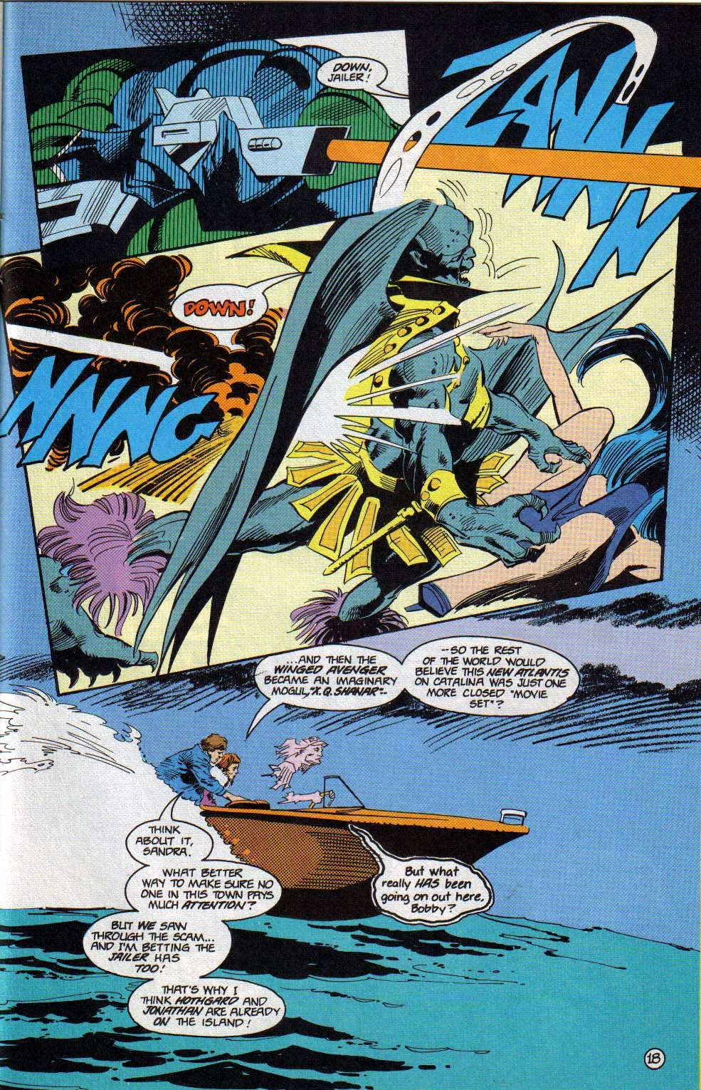 Silverblade issue 11 - Page 18