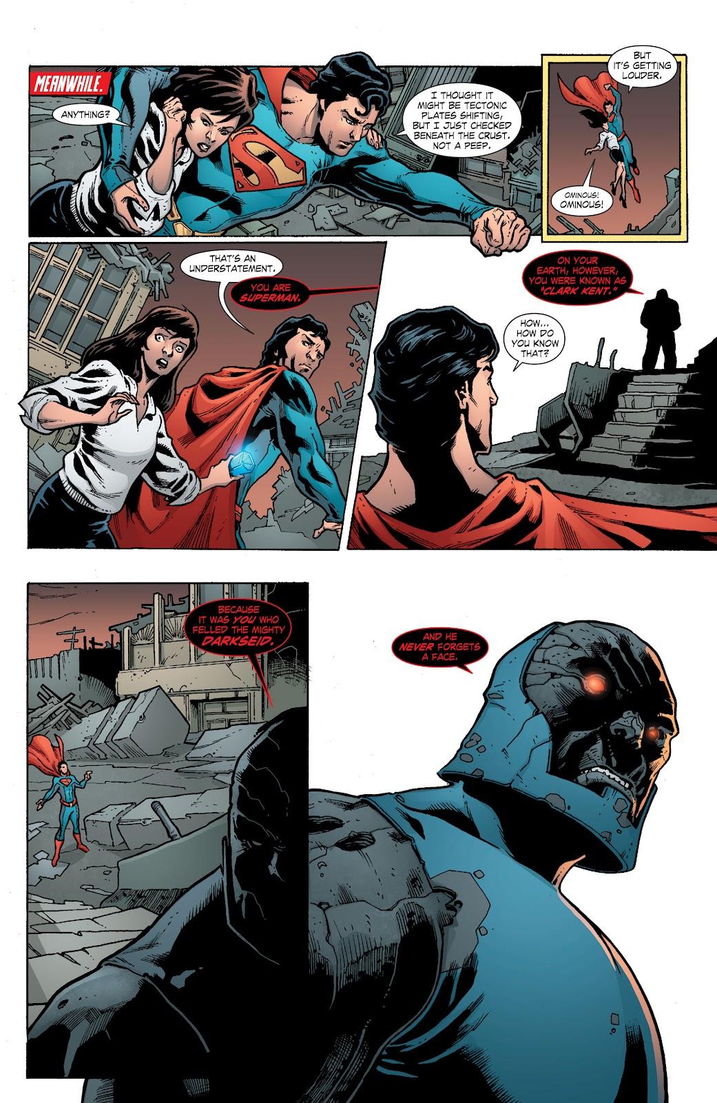 Read online Smallville Season 11 [II] comic -  Issue # TPB 8 - 122