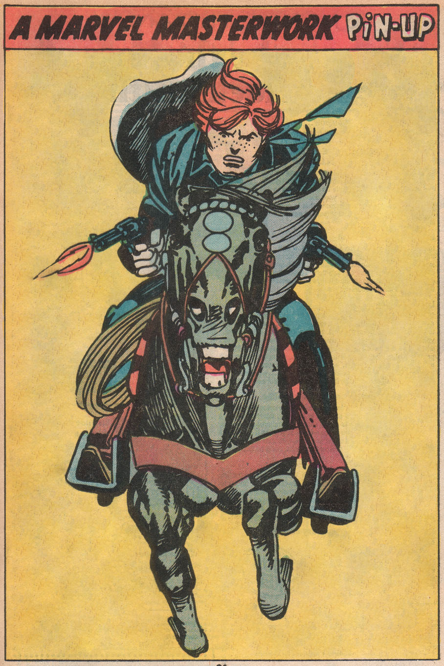 The Rawhide Kid (1955) issue 133 - Page 33
