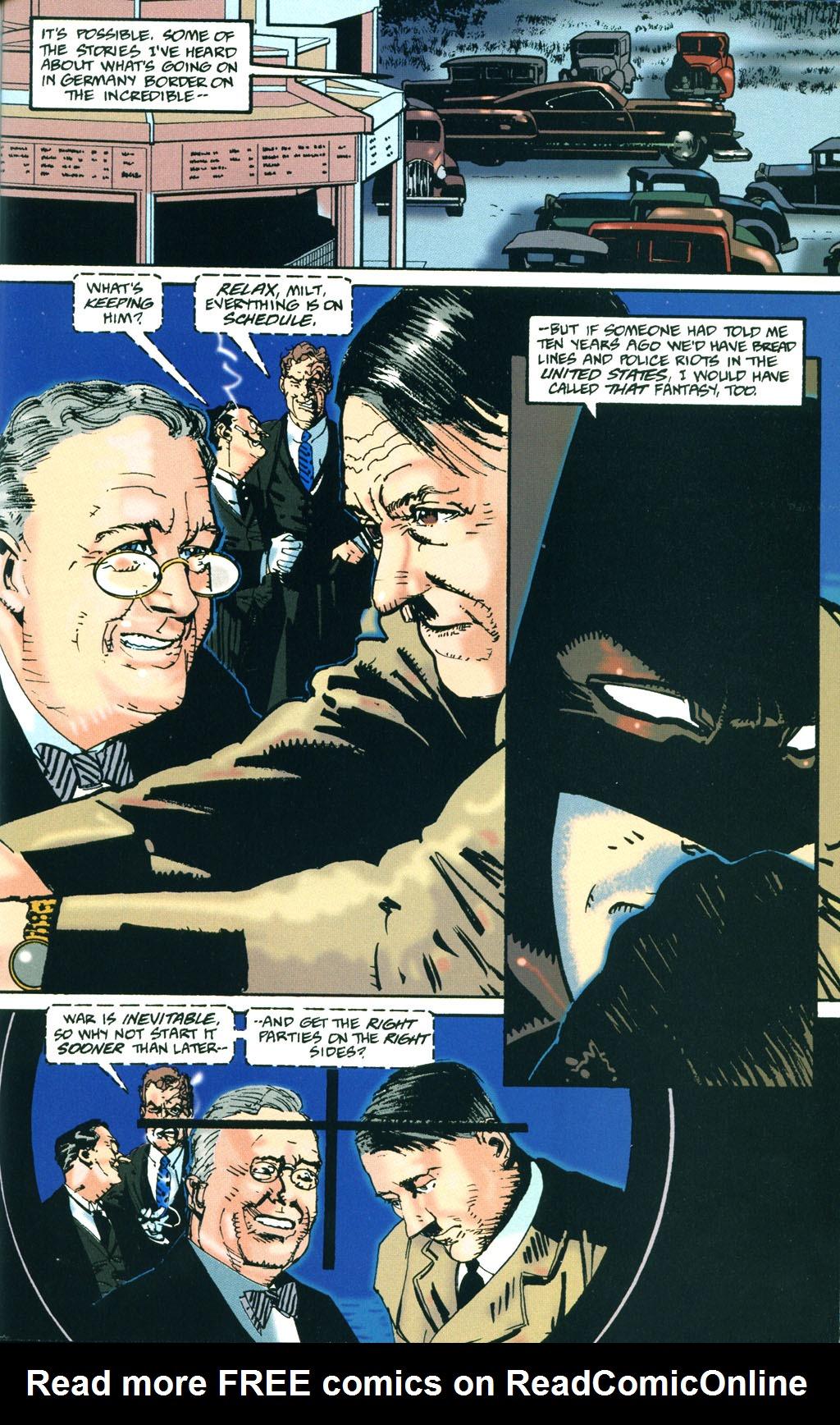 Read online Batman: Dark Allegiances comic -  Issue # Full - 55