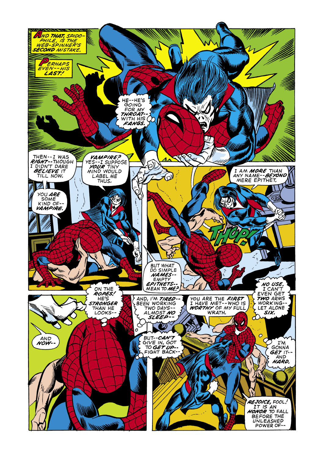 The Amazing Spider-Man (1963) 101 Page 17