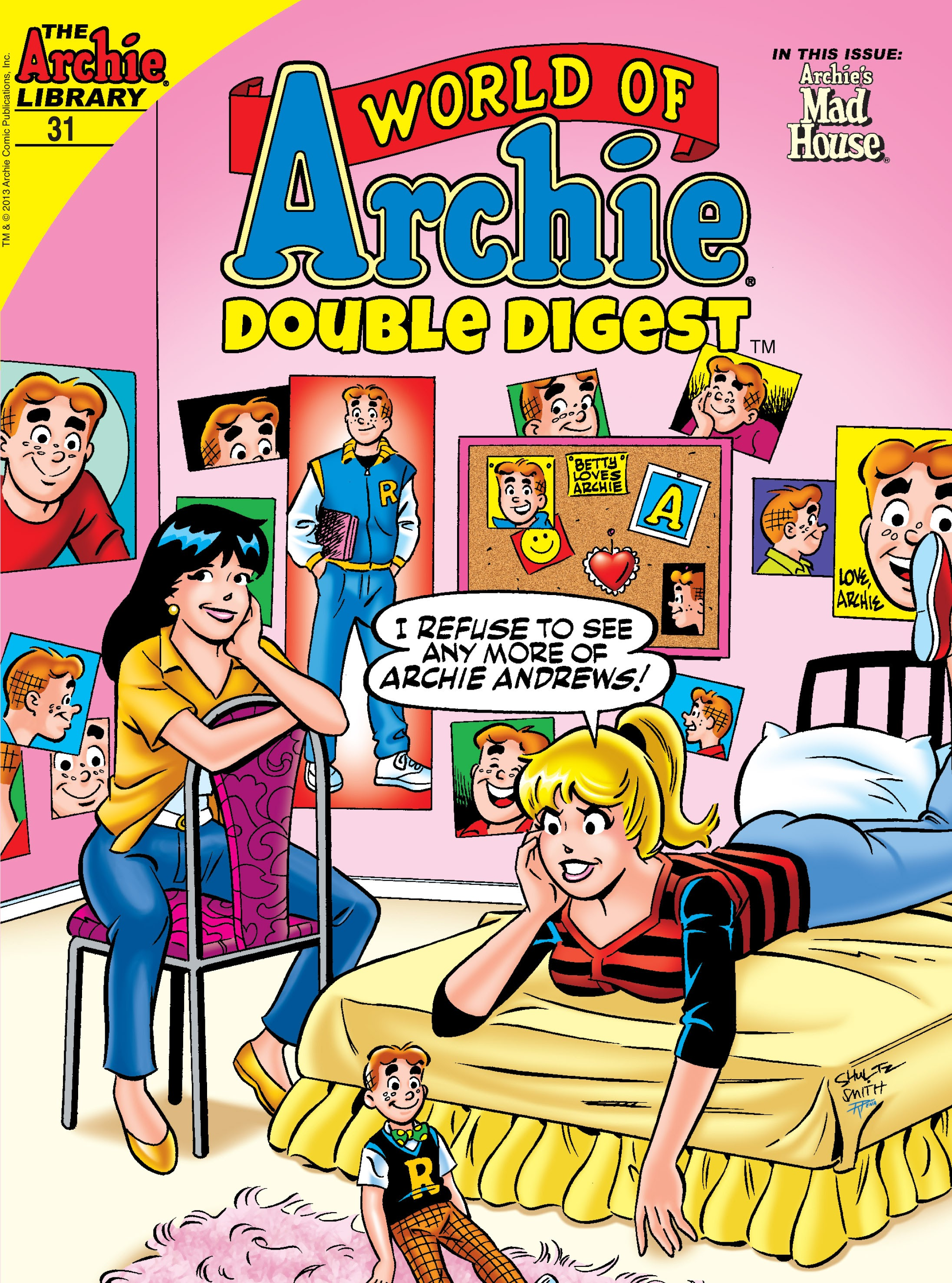 World of Archie Double Digest 31 Page 1