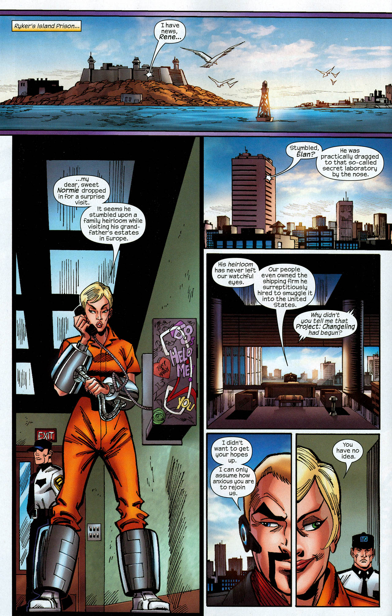 Read online Amazing Spider-Girl comic -  Issue #22 - 12
