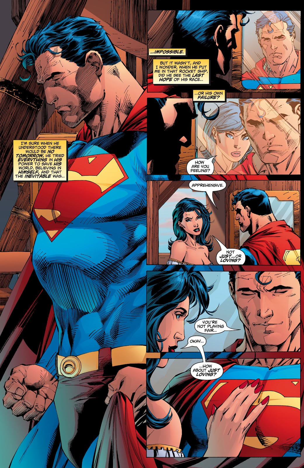 Read online Superman: For Tomorrow comic -  Issue # TPB (Part 3) - 41