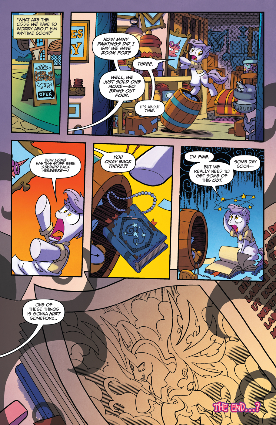 Read online My Little Pony: Friendship is Magic comic -  Issue #53 - 22