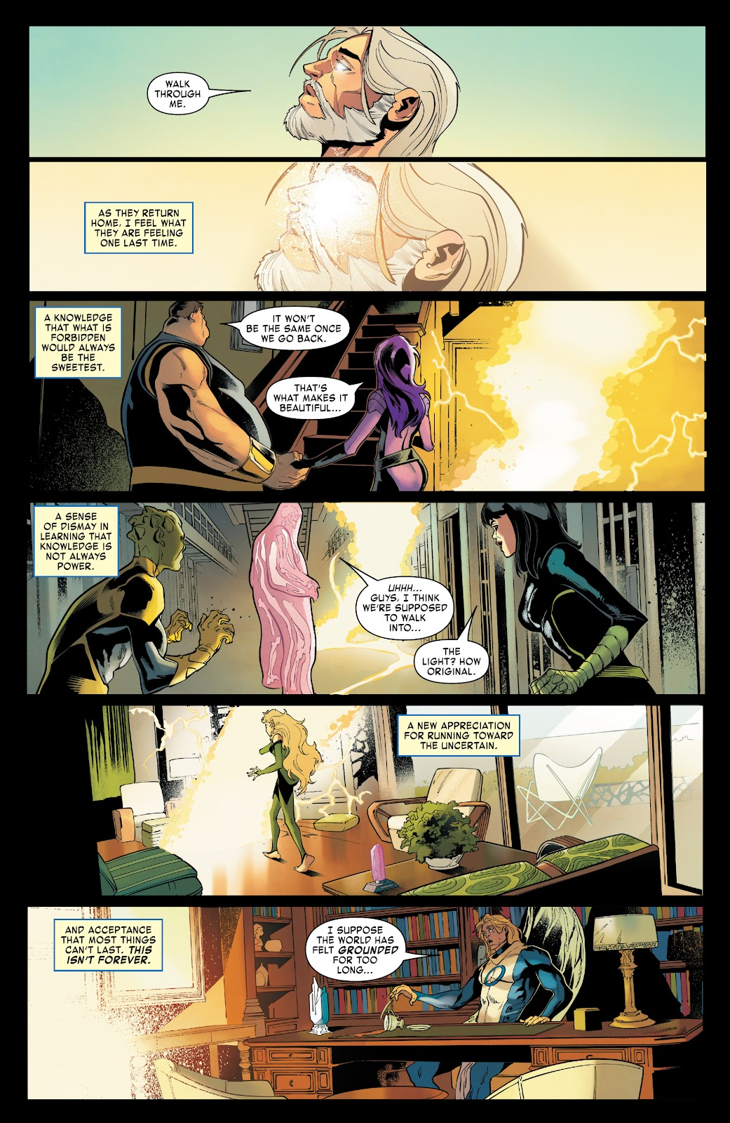 Read online Age of X-Man Omega comic -  Issue # Full - 28