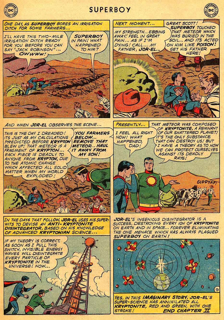 Superboy (1949) issue 95 - Page 19