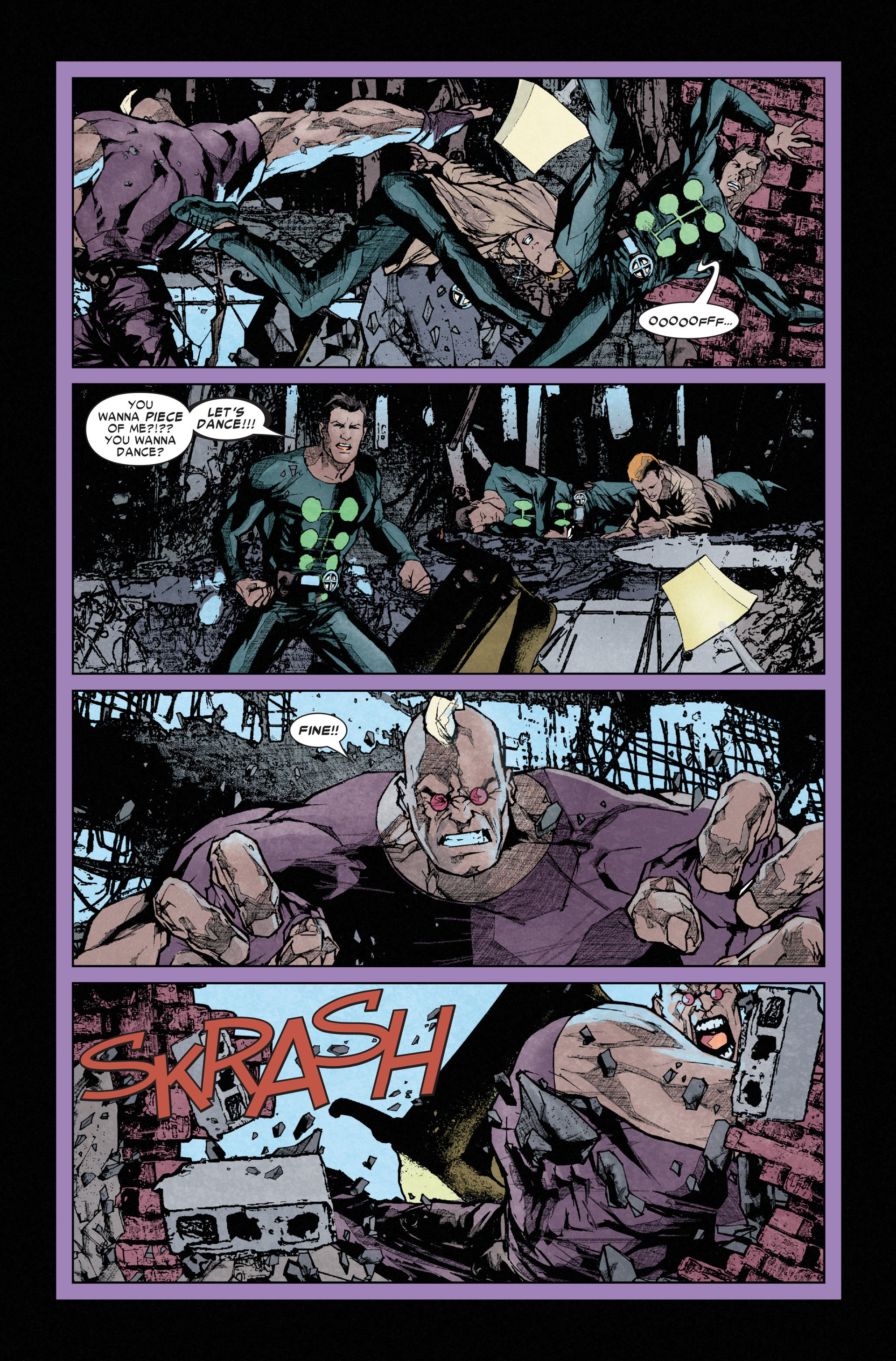 Read online X-Factor (2006) comic -  Issue #11 - 11