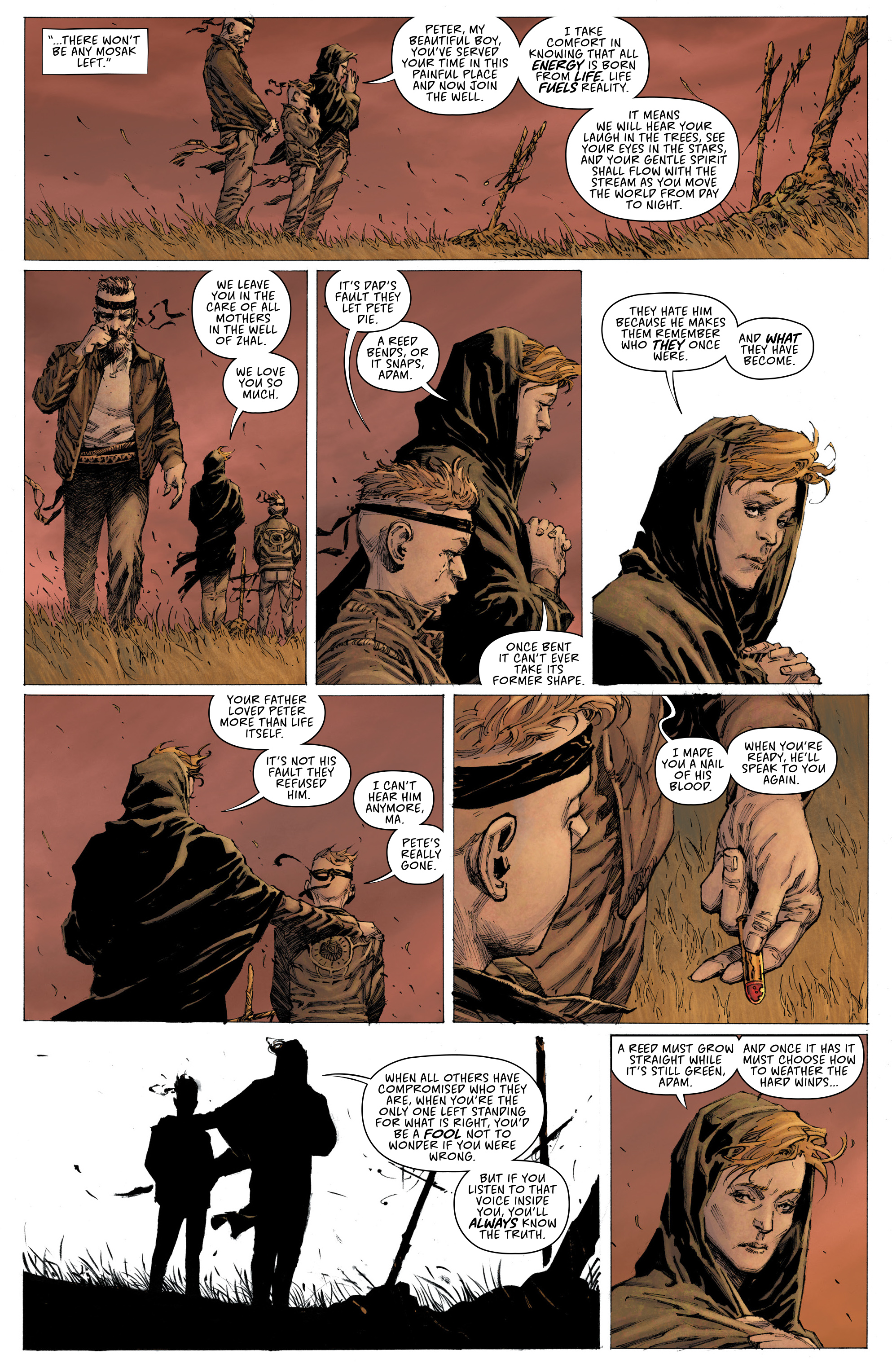 Read online Seven To Eternity comic -  Issue #3 - 6