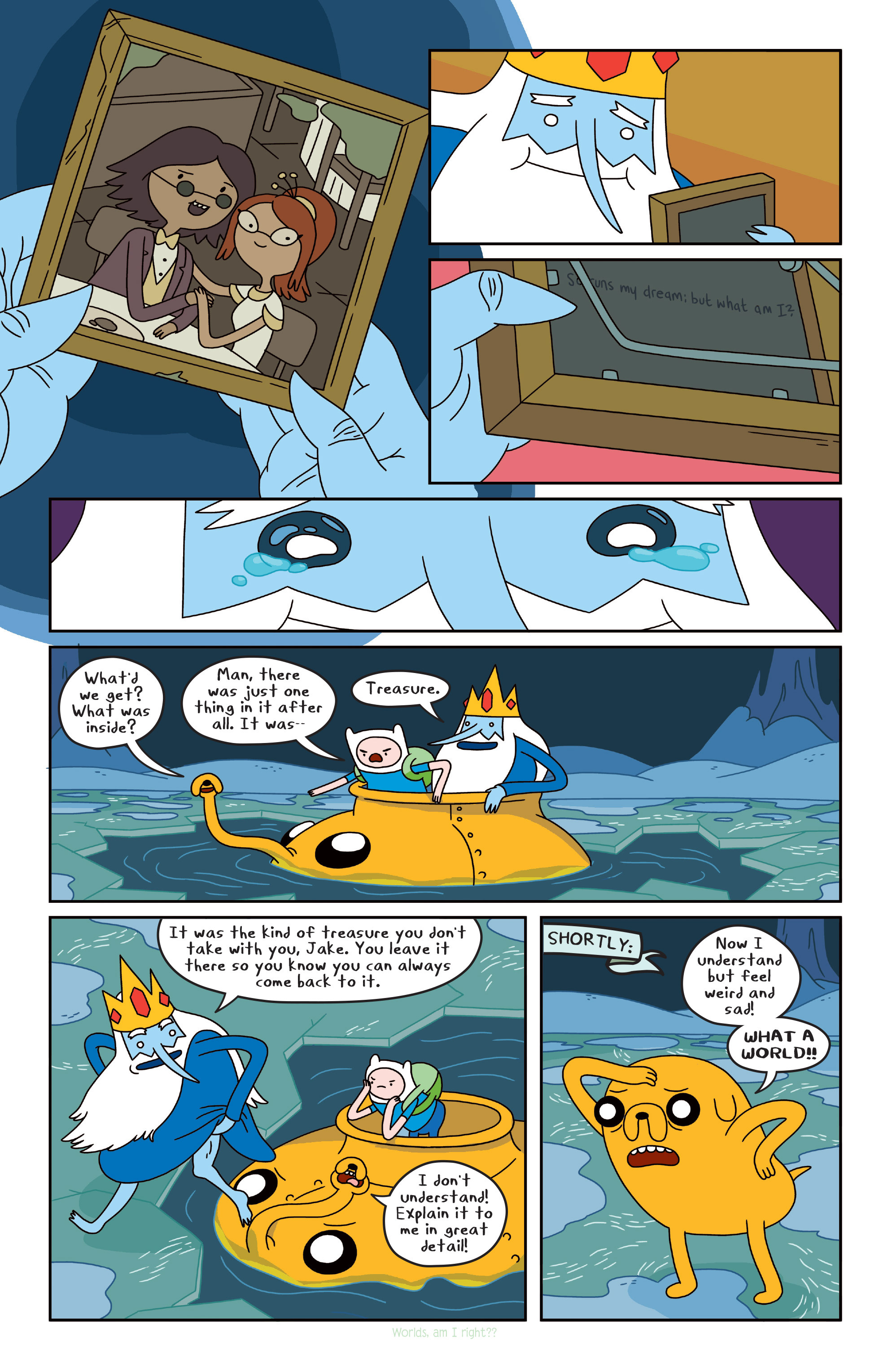 Read online Adventure Time comic -  Issue #Adventure Time _TPB 4 - 51